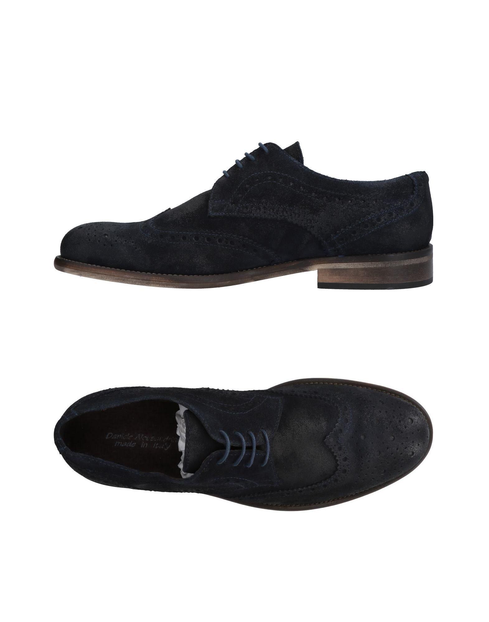 Rabatt echte Schuhe Daniele Alessandrini Schnürschuhe Herren  11242893VR