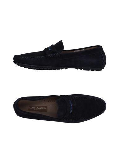 Zapatos con descuento Mocasín Dolce & Gabbana Hombre - Mocasines Dolce & Gabbana - 11242971JJ Azul oscuro