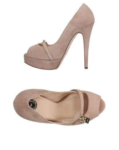 Zapatos de mujer Zapato baratos zapatos de mujer Zapato mujer De Salón Elisabetta Franchi Mujer - Salones Elisabetta Franchi - 11243079FI Beige f3d445
