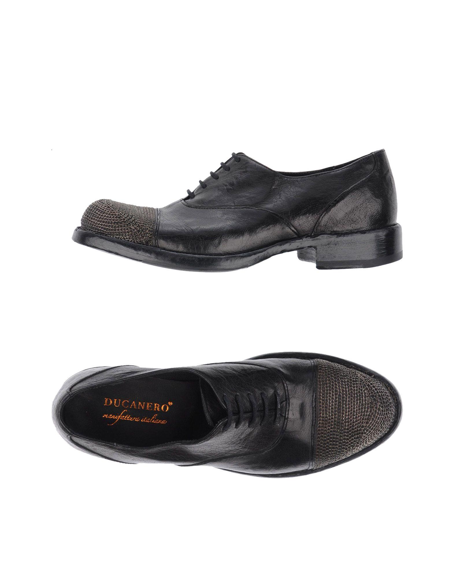 Chaussures À Lacets Ducanero Femme - Chaussures À Lacets Ducanero sur