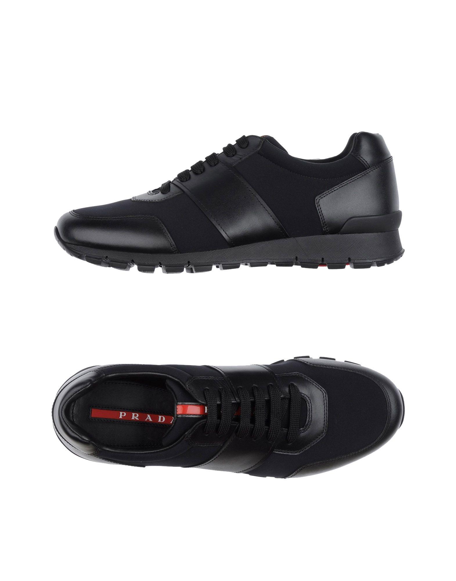 Prada Sport Sneakers Herren  11243401OG Gute Qualität beliebte Schuhe