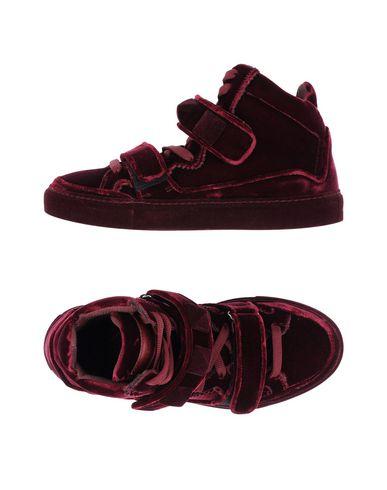 GIACOMORELLI Sneakers in Maroon