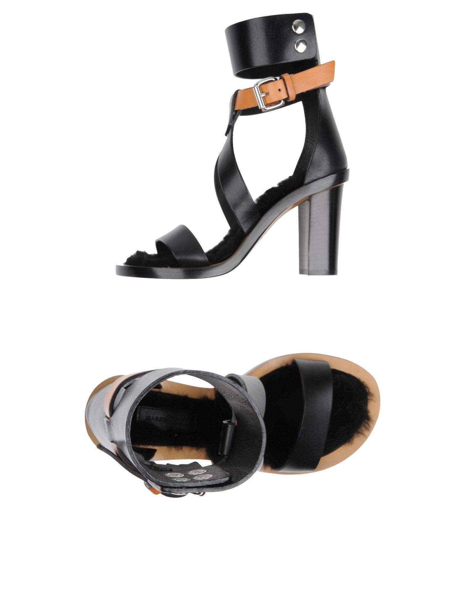 Isabel 11243650SGGünstige Marant Sandalen Damen  11243650SGGünstige Isabel gut aussehende Schuhe 0f3572