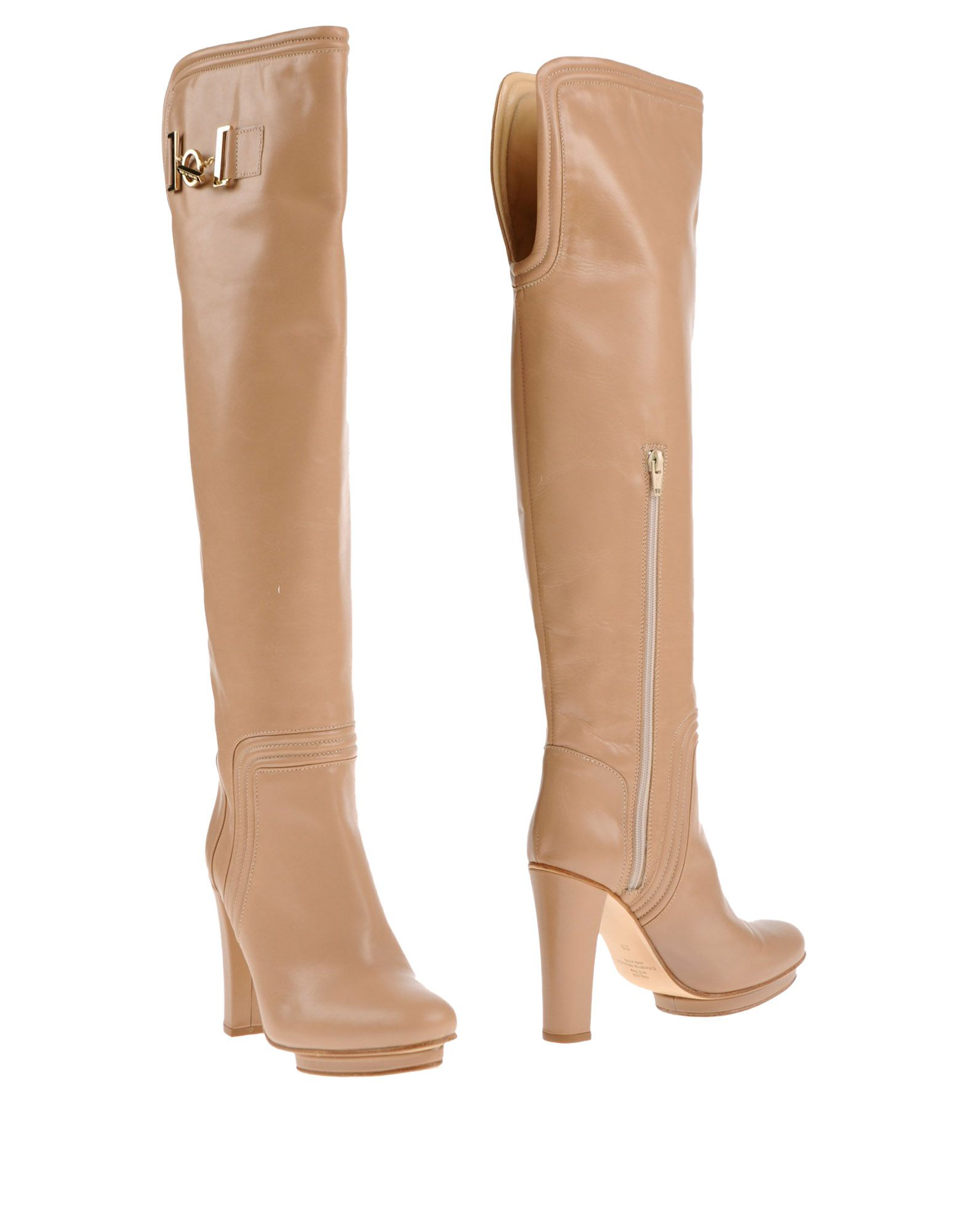 Elisabetta Franchi gut Stiefel Damen  11243970AAGünstige gut Franchi aussehende Schuhe f2d34a