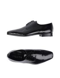 Zapatos Prada Hombre Cremallera