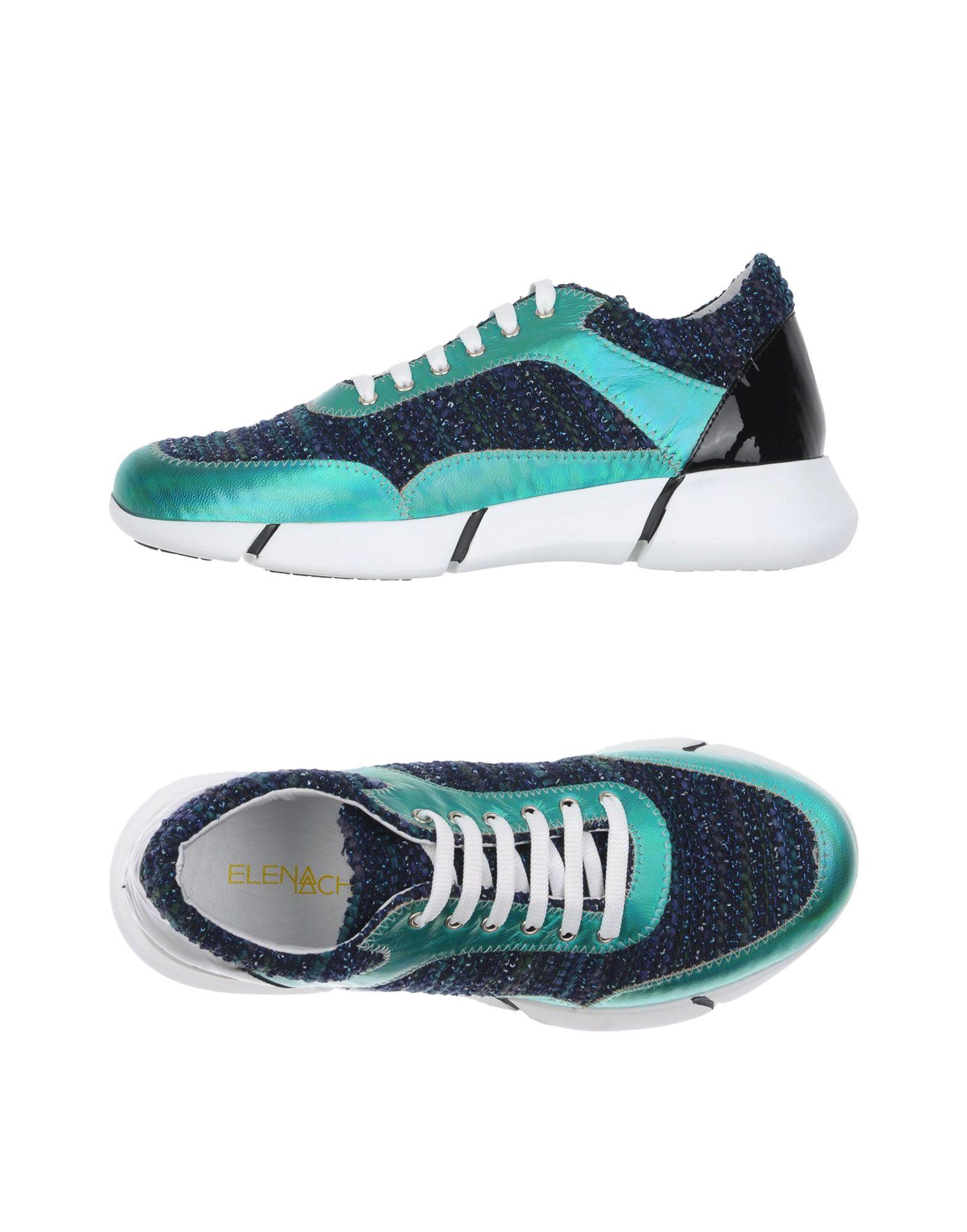 Sneakers Elena Iachi Femme - Sneakers Elena Iachi sur
