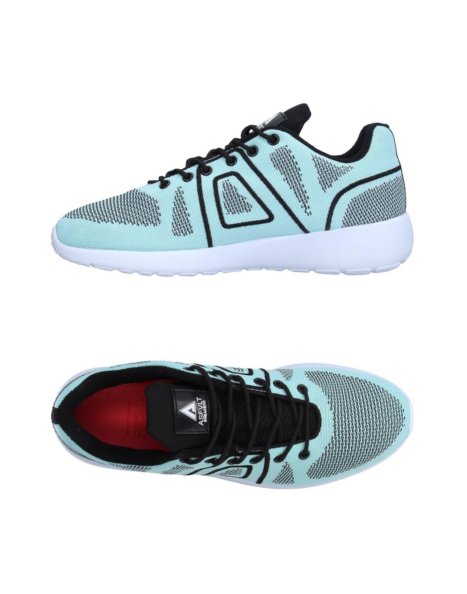 Rabatt echte Schuhe Asfvlt Sneakers Herren  11244117LN