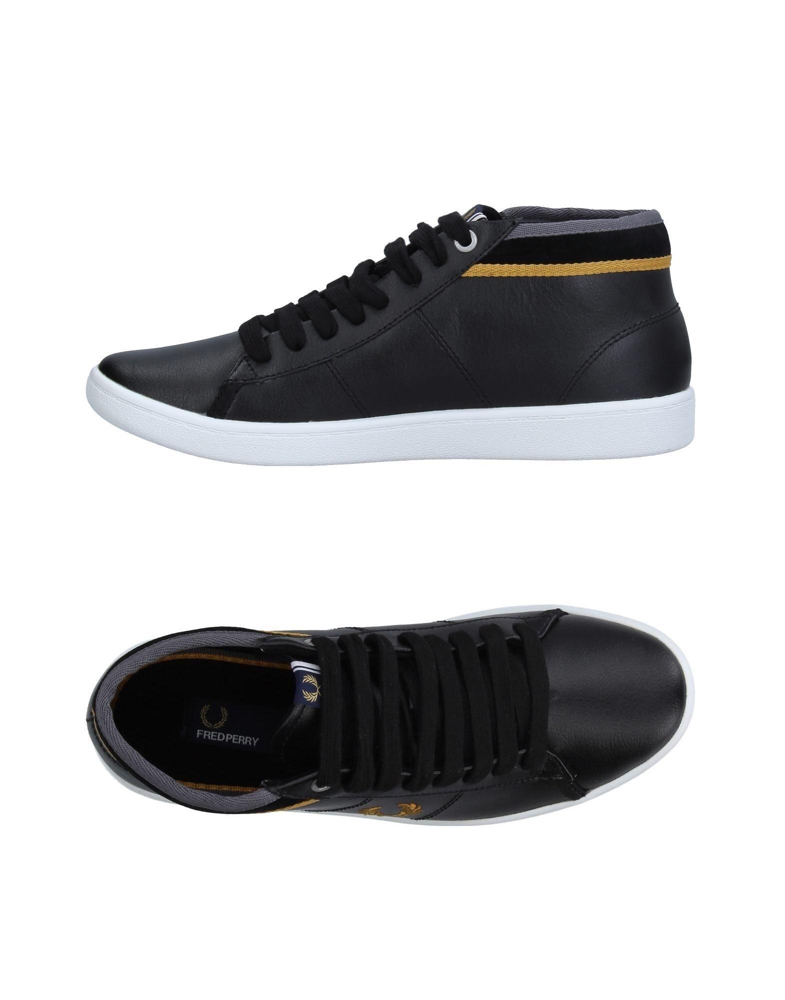 Sneakers Fred Perry Homme - Sneakers Fred Perry  Noir Nouvelles chaussures pour hommes et femmes, remise limitée dans le temps