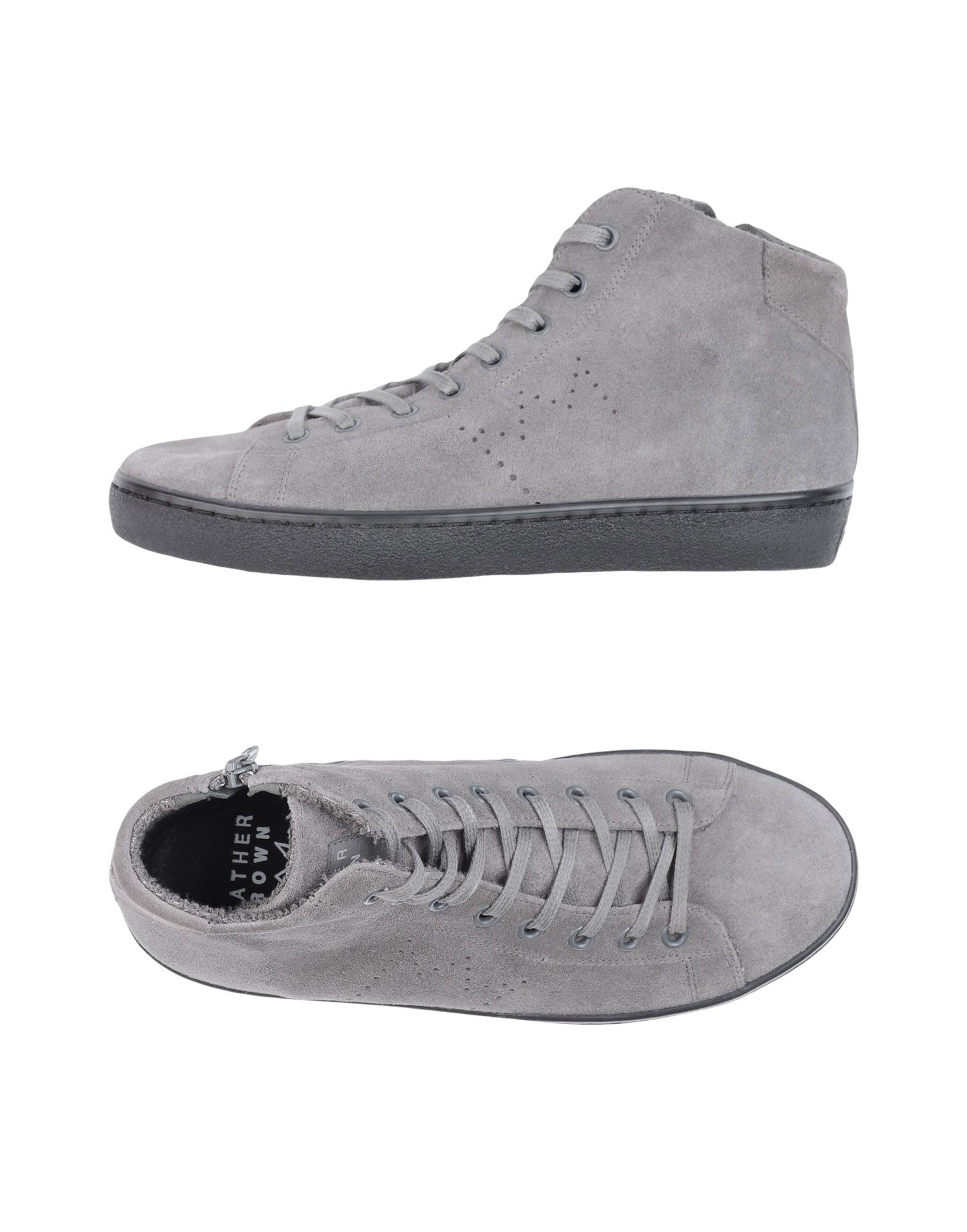 Sneakers Leather Crown Donna - 11244368FV