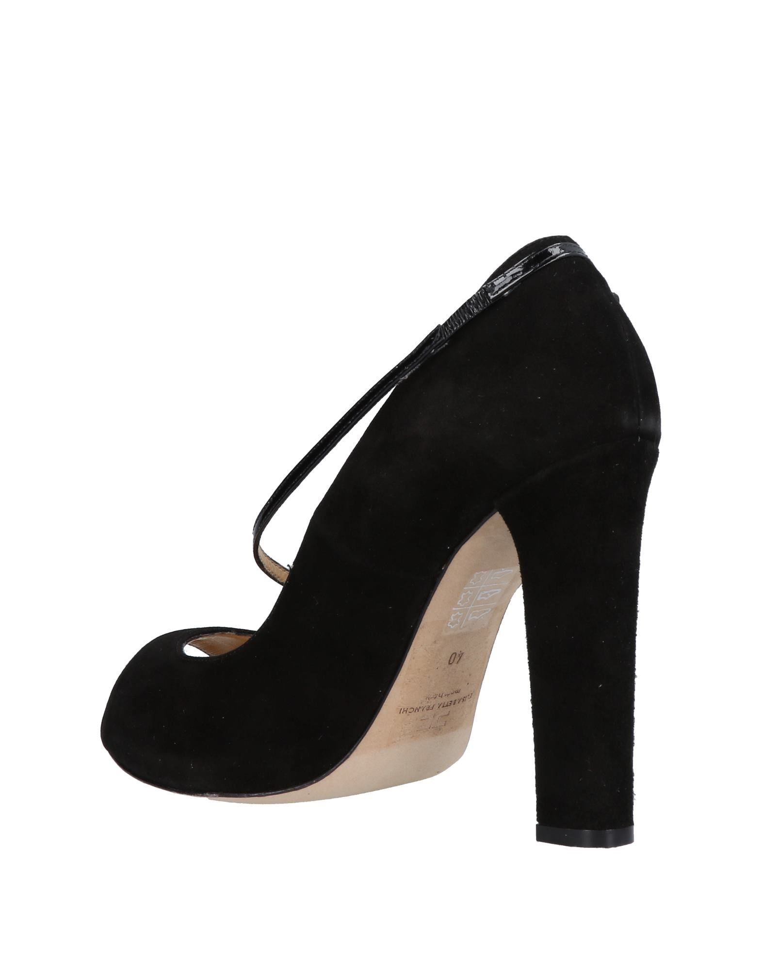 Stilvolle billige Pumps Schuhe Elisabetta Franchi Pumps billige Damen  11244384PE 588441
