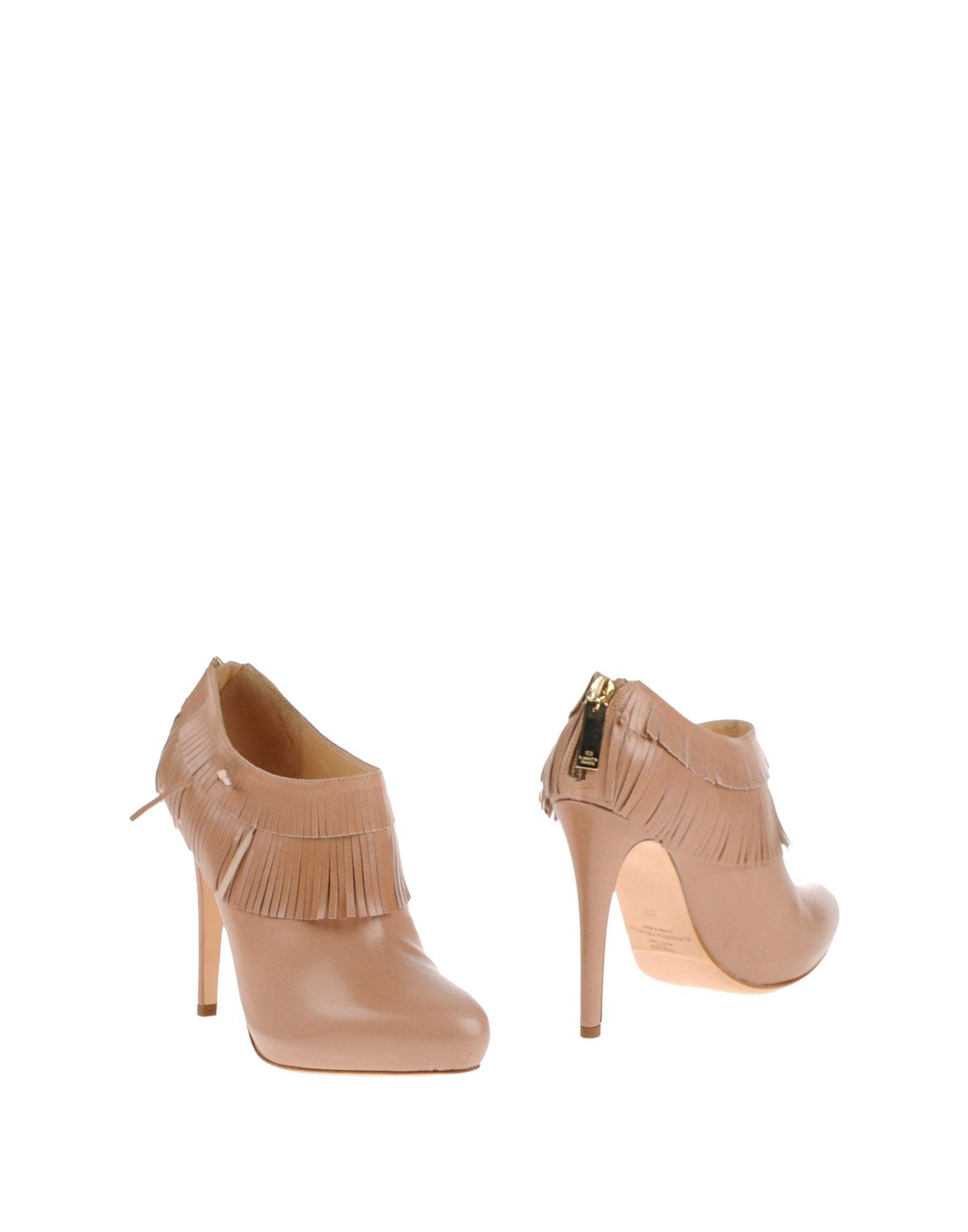 Elisabetta Franchi Stiefelette Damen  11244418QX Beliebte Schuhe