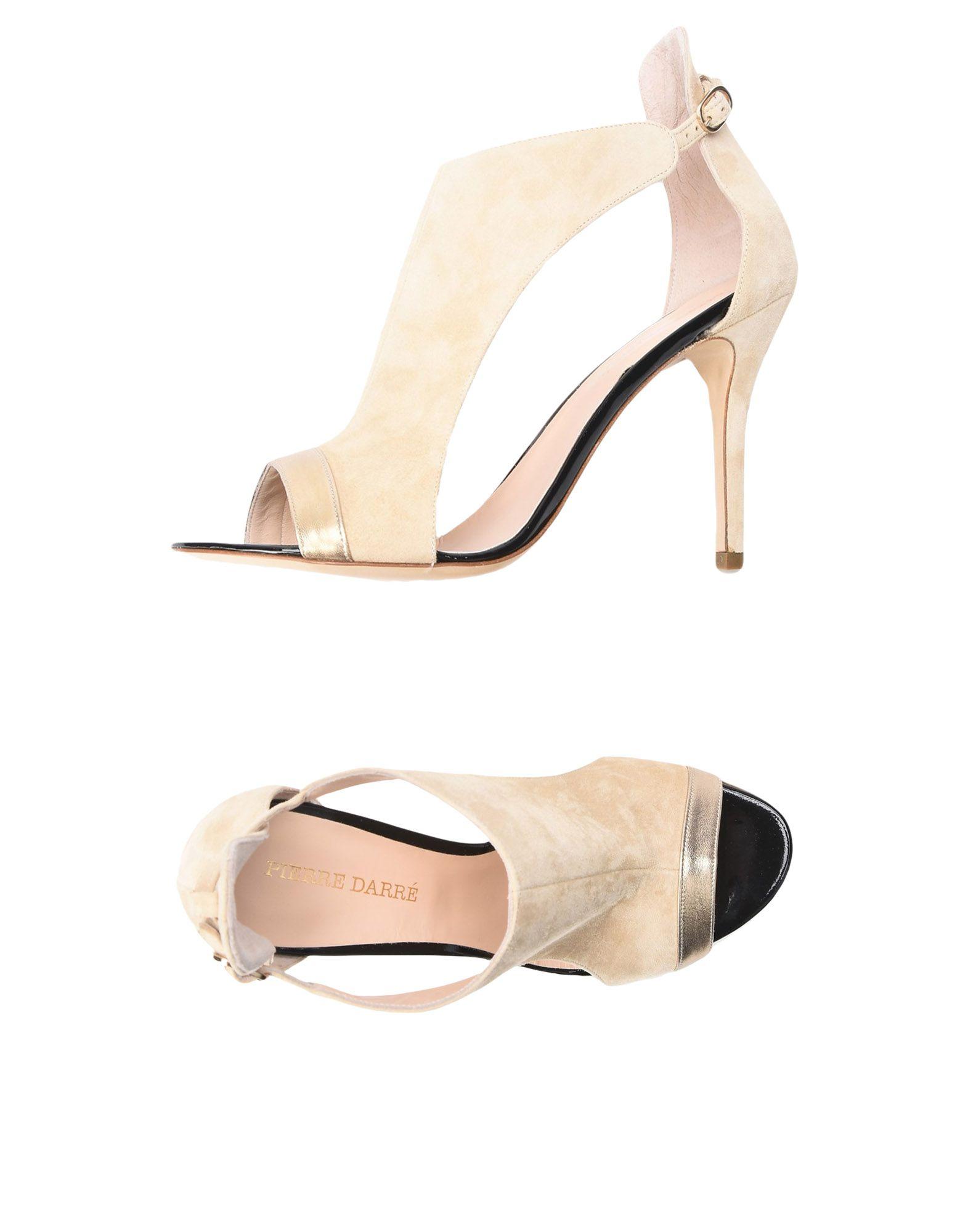 Pierre Darré Sandalen Damen  11244441JI Gute Qualität beliebte Schuhe