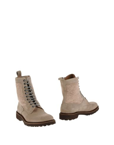 Eleventy Leathers Ankle boot