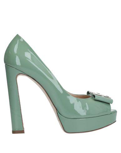 Grandes descuentos últimos zapatos Zapato De Salón Gianmarco Lorzi Mujer - Salones Gianmarco Lorzi- 11223936WR Verde claro