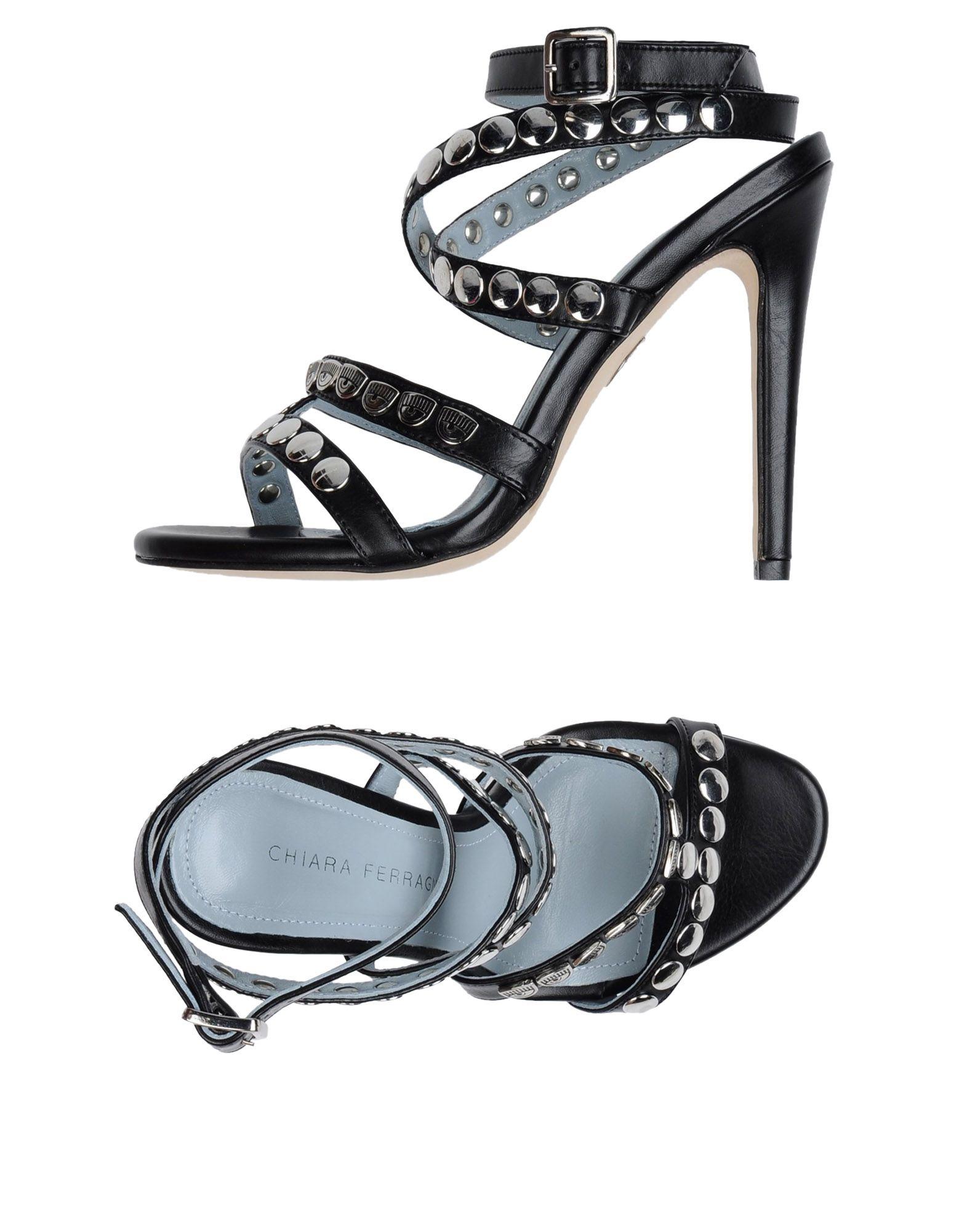 Chiara Ferragni Sandals - Women Chiara 11244669TU Ferragni Sandals online on  Canada - 11244669TU Chiara 193b4d
