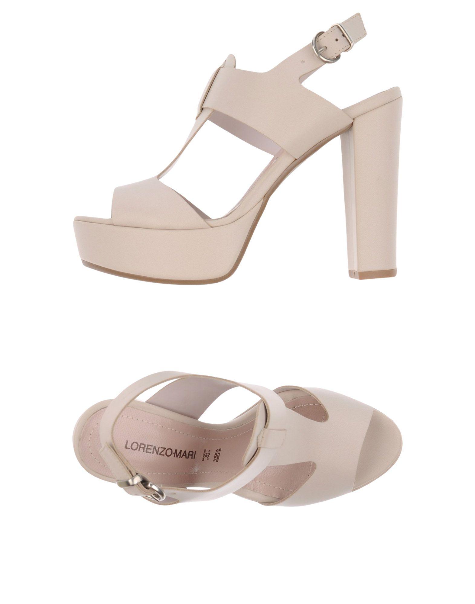 Lorenzo Mari Sandalen Damen  11244706AC Gute Qualität beliebte Schuhe