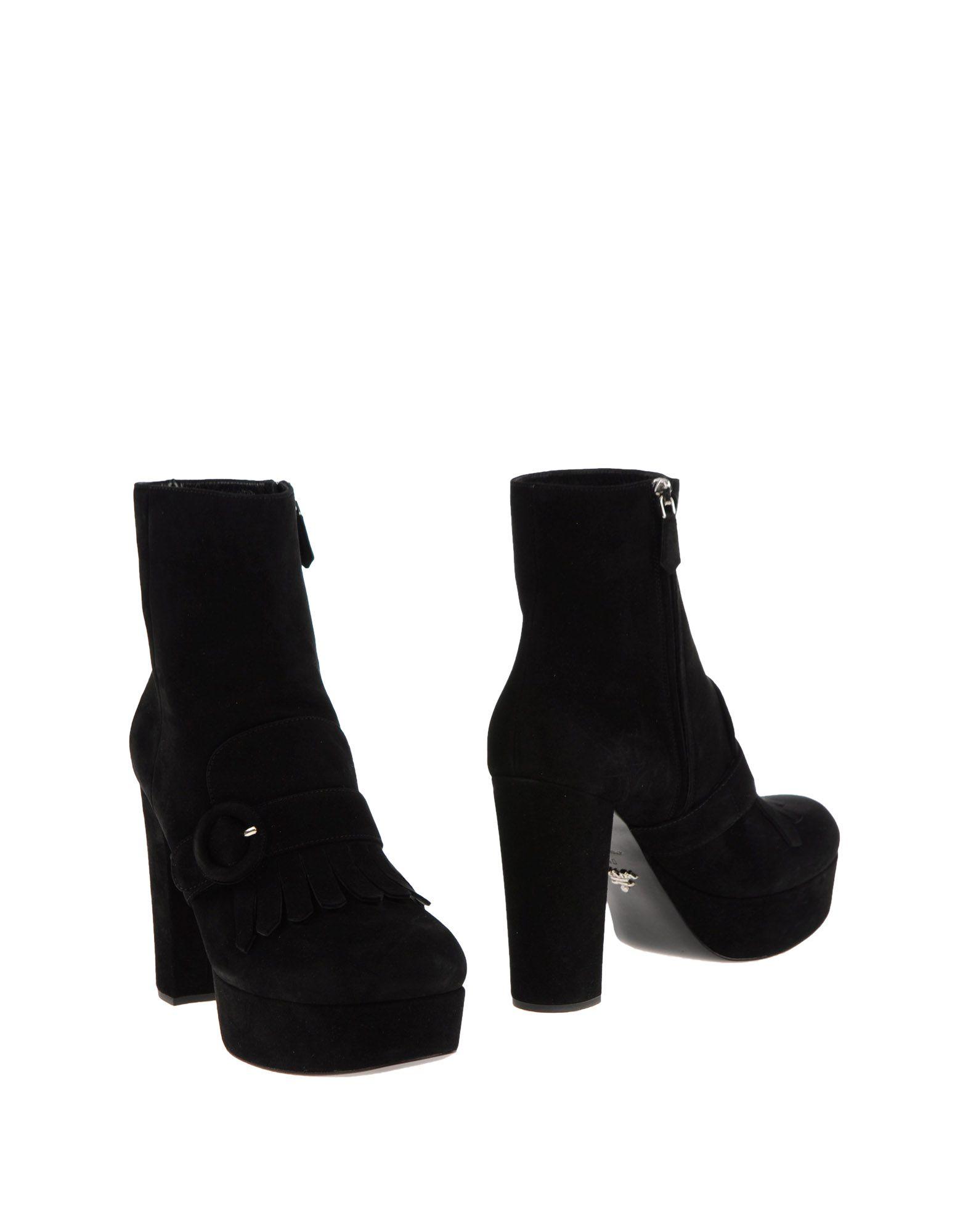 Prada Ankle Boot - Women on Prada Ankle Boots online on Women  United Kingdom - 11244776IO f245a5