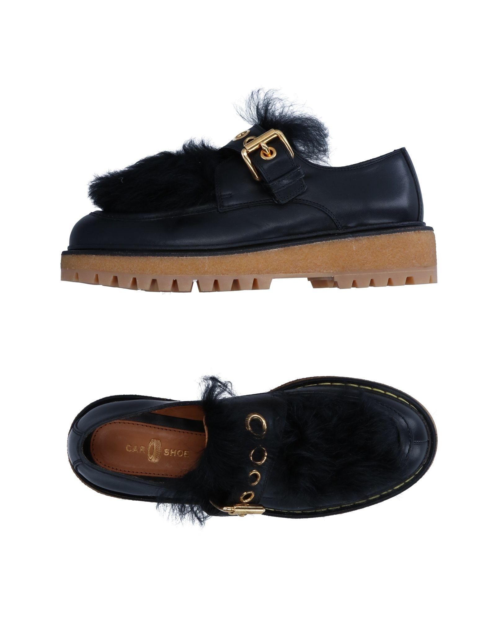 Carshoe Mokassins Damen  strapazierfähige 11244839AFGut aussehende strapazierfähige  Schuhe 279562