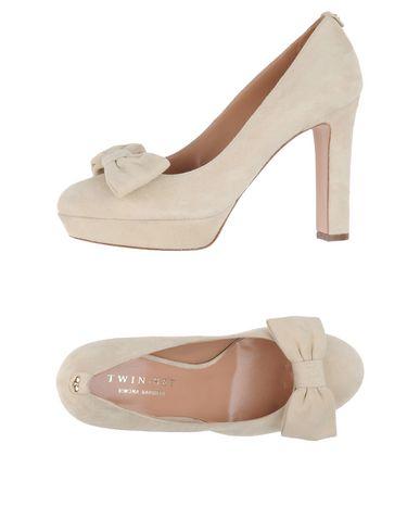 5b069350fb4 ... Descuento de la marca Zapato De Salón Twin-Set Simona Barbieri Mujer -  Salones Twin
