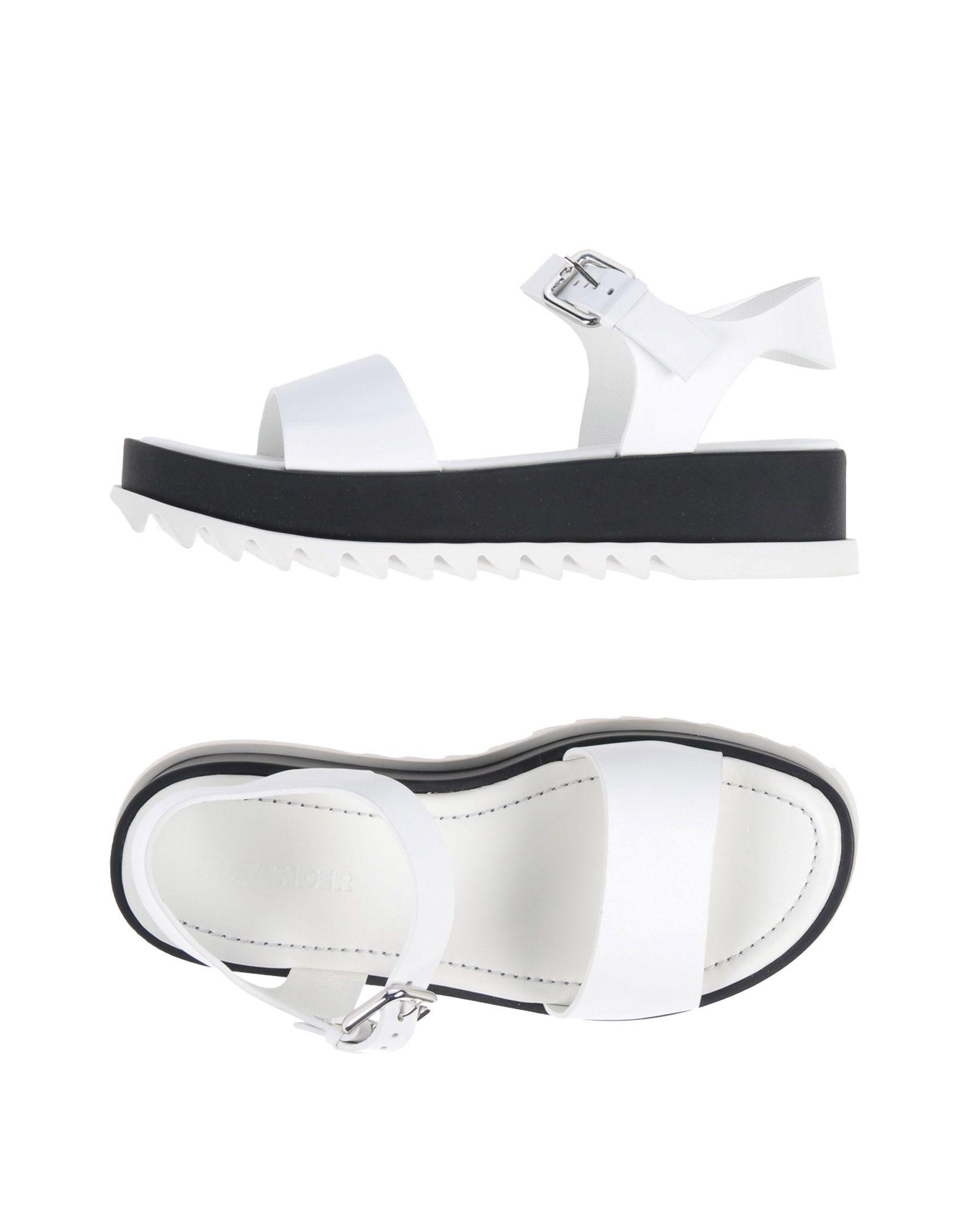 Stilvolle billige Schuhe Jil Sander Sandalen Damen  11244887IF