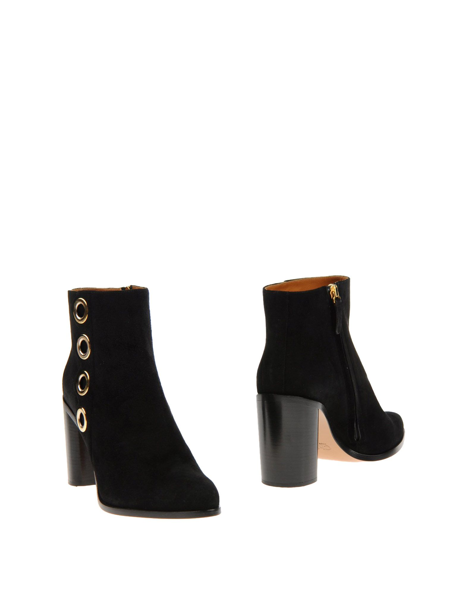 Boots for Women, Booties On Sale in Outlet, Black, Leather, 2017, US 7 (EU 37.5) Roberto Del Carlo