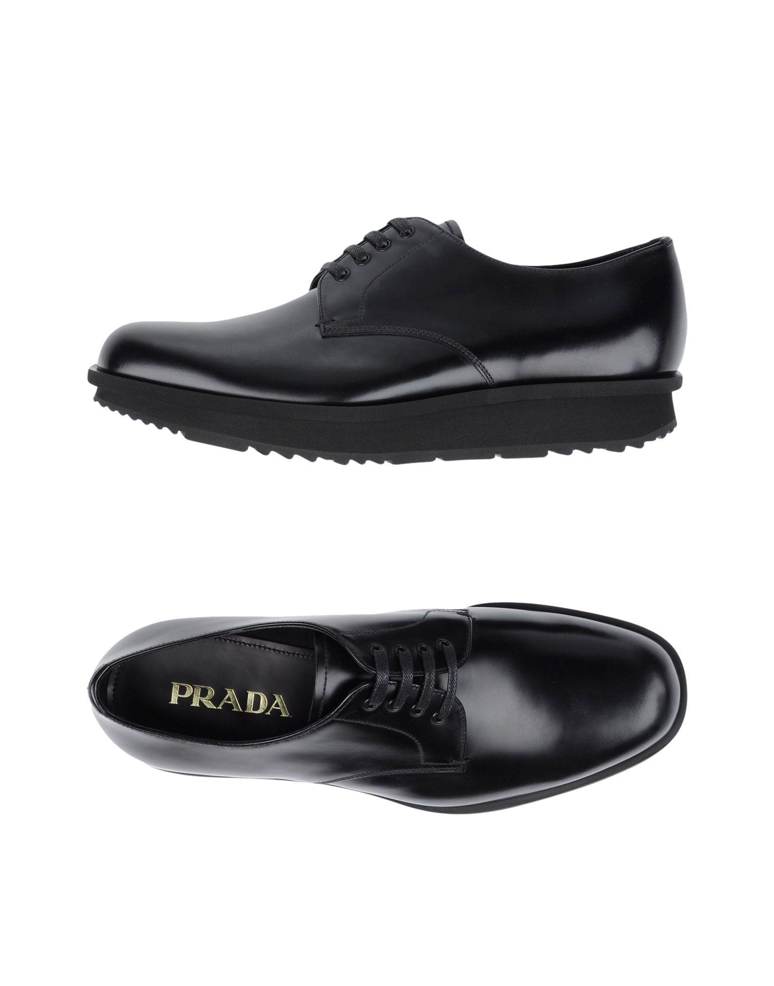 Prada Schnürschuhe Herren  11245007UU Gute Qualität beliebte Schuhe