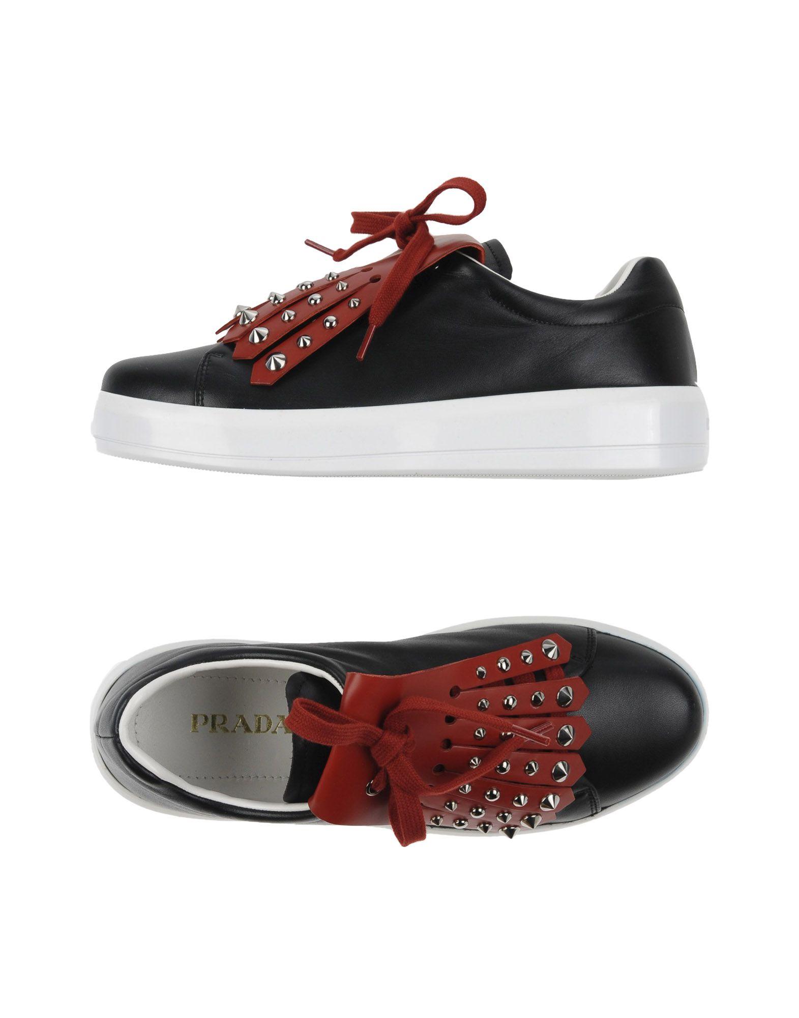 Prada Sneakers Damen  11245024SEGünstige gut aussehende Schuhe