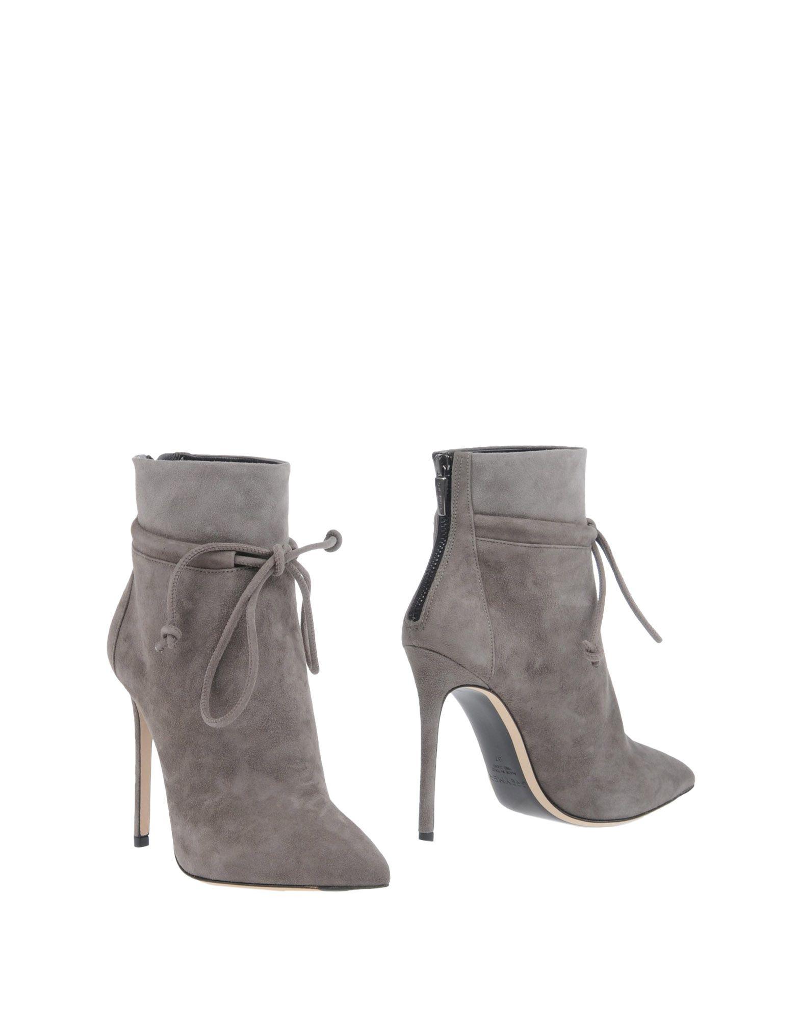 Rabatt Schuhe Grey Mer Stiefelette Damen  11245185HI