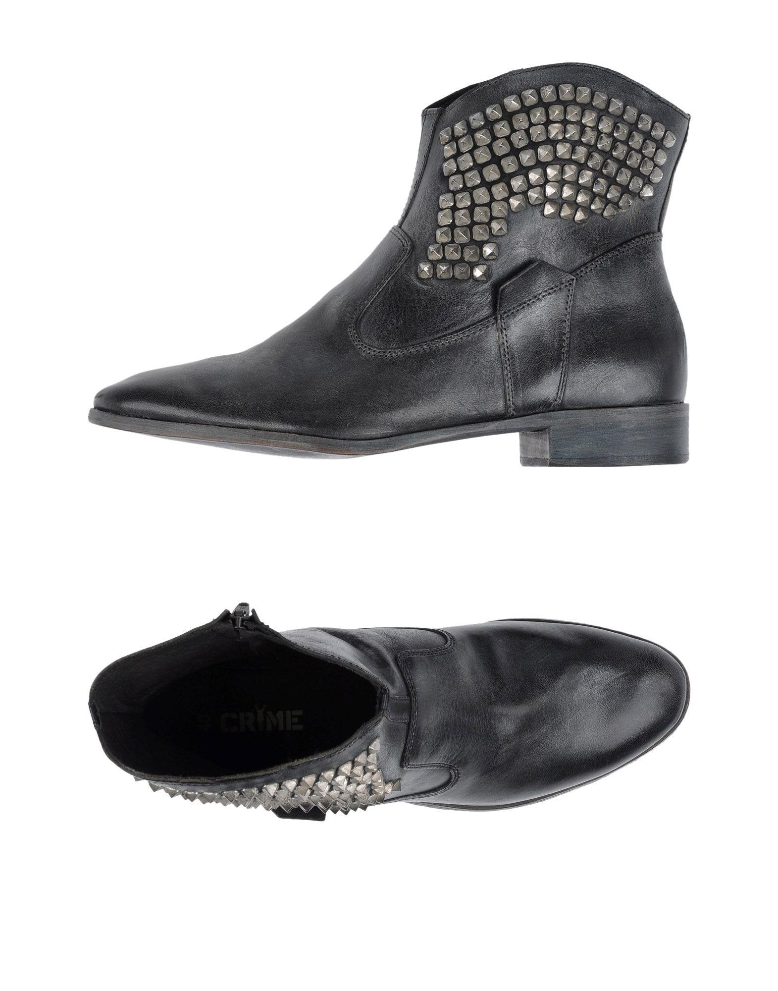 Gut um billige Damen Schuhe zu tragenCrime London Stiefelette Damen billige  11245416LN a350b9