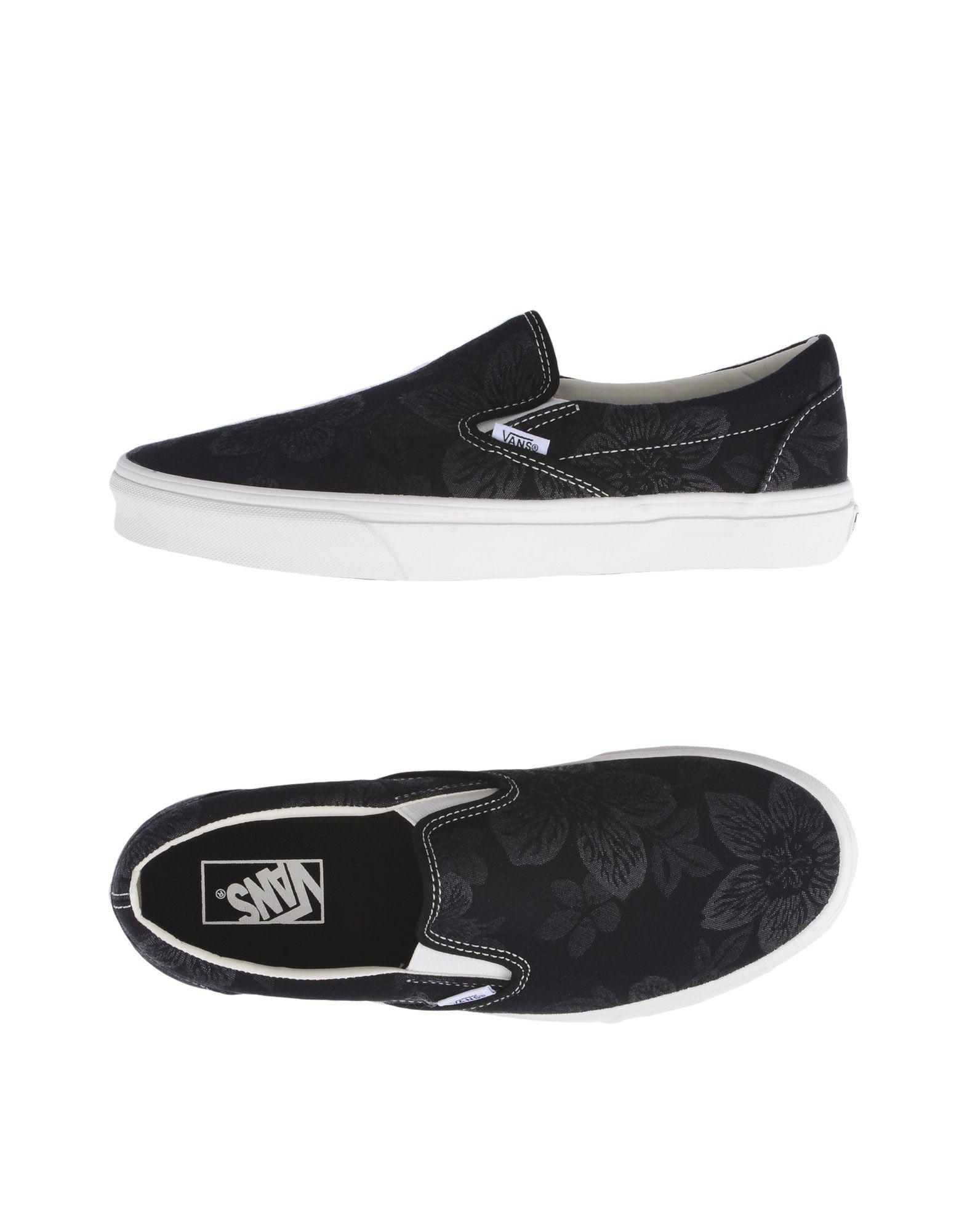 Vans Ua Classic Slip-On - Floral Jacquard - Sneakers - Men Vans ... be906a722