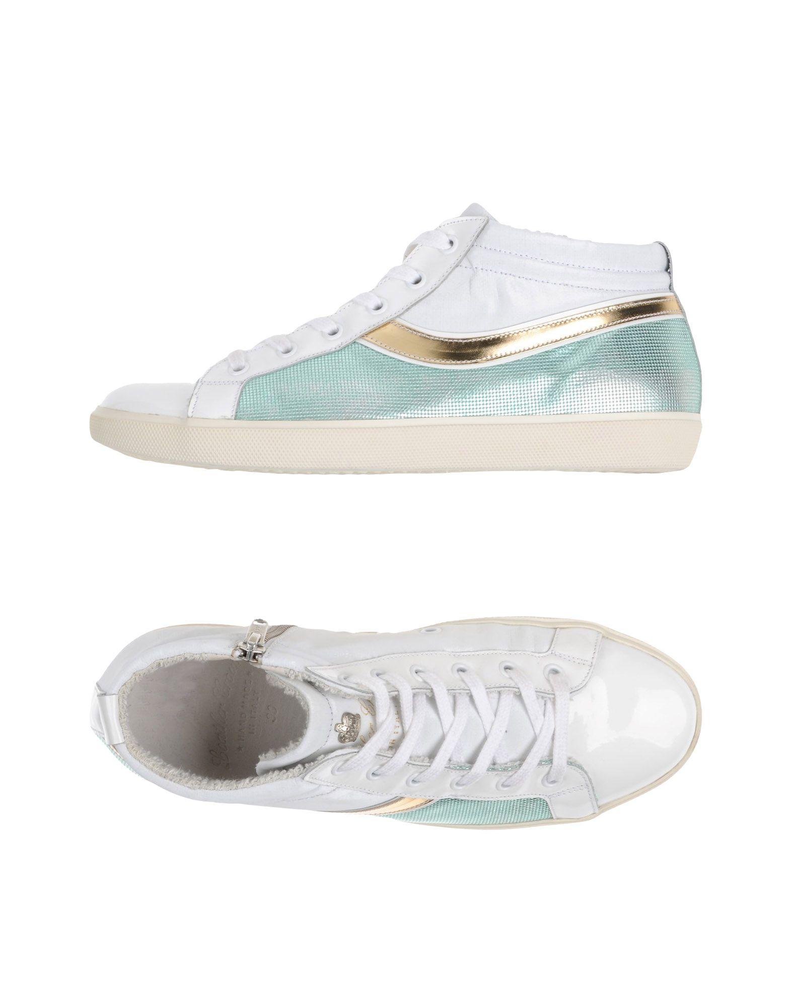 Baskets Leather Crown Femme - Baskets Leather Crown Blanc Les chaussures les plus populaires pour les hommes et les femmes