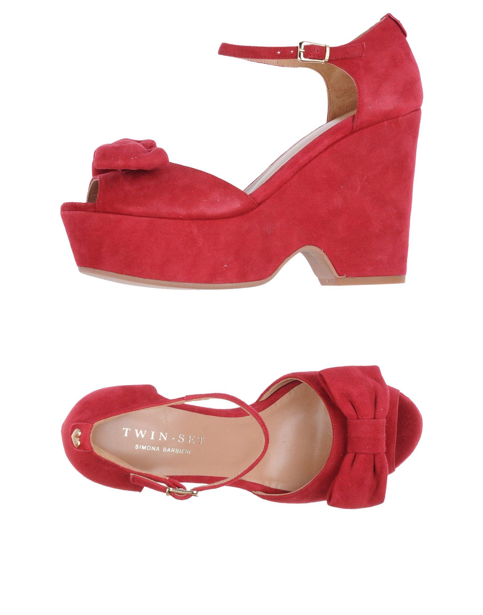 Twin-Set Simona Twin-Set Barbieri Sandals - Women Twin-Set Simona Simona Barbieri Sandals online on  United Kingdom - 11245745EO 280f67
