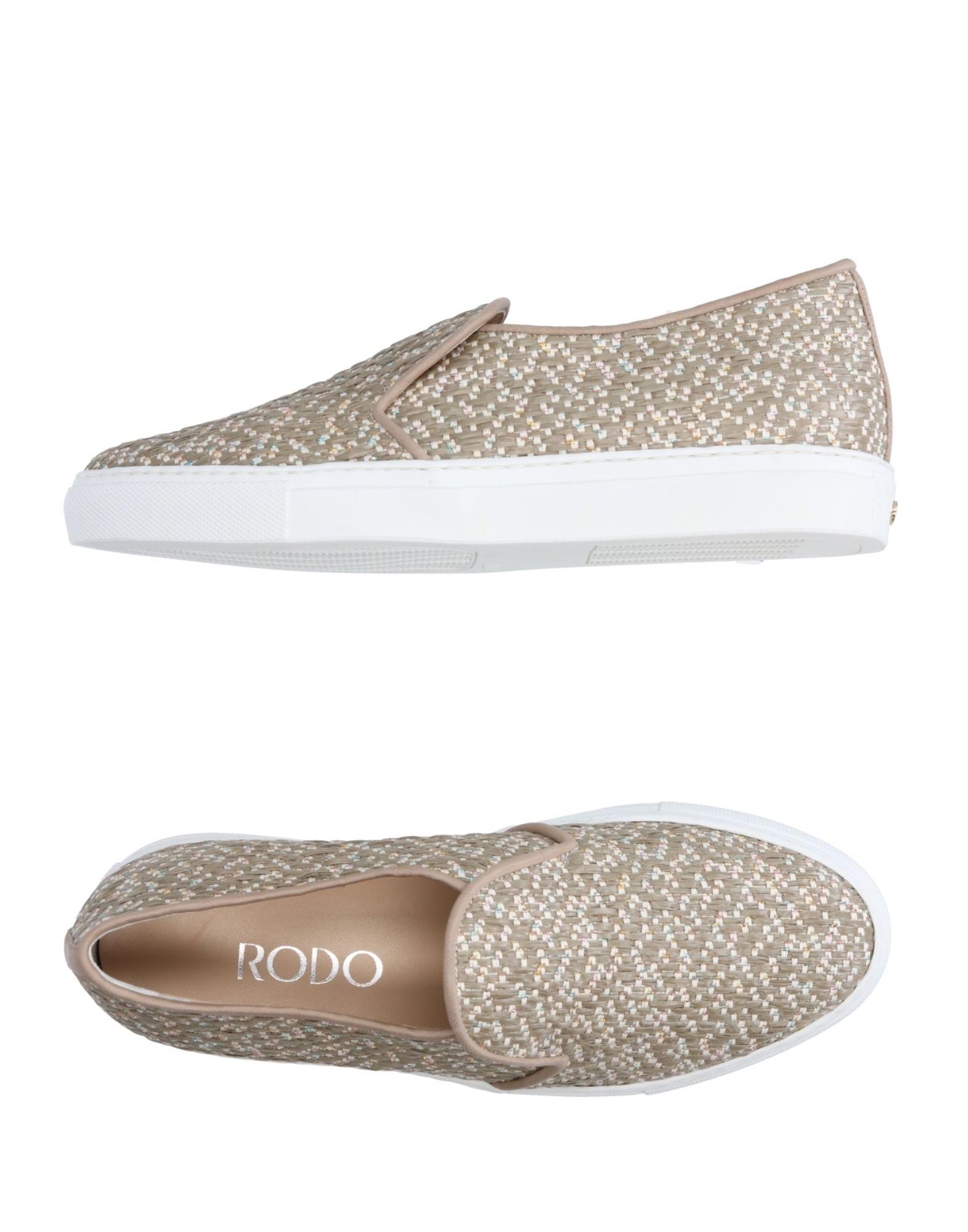 Stilvolle Rodo billige Schuhe Rodo Stilvolle Sneakers Damen  11245759GN 62cc44