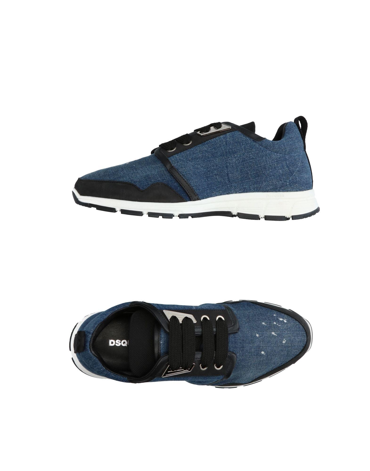 Zapatillas Dsquared2 Hombre - Zapatillas Dsquared2   Dsquared2 Azul marino dba045
