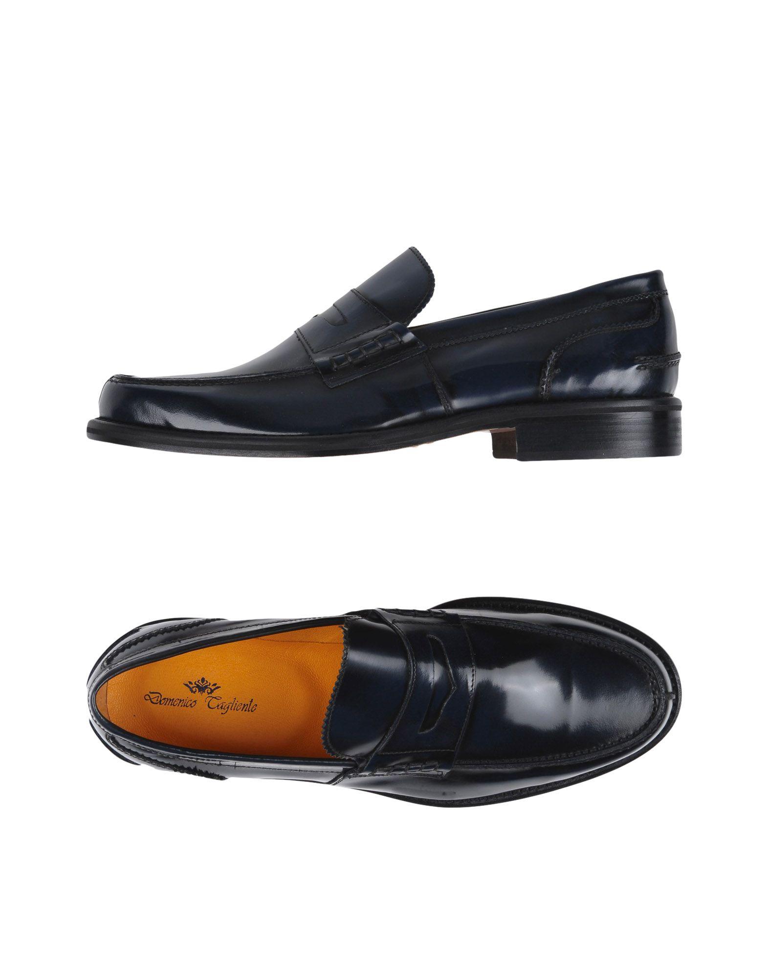 Rabatt echte Schuhe Domenico Tagliente Mokassins Herren  11246331CV
