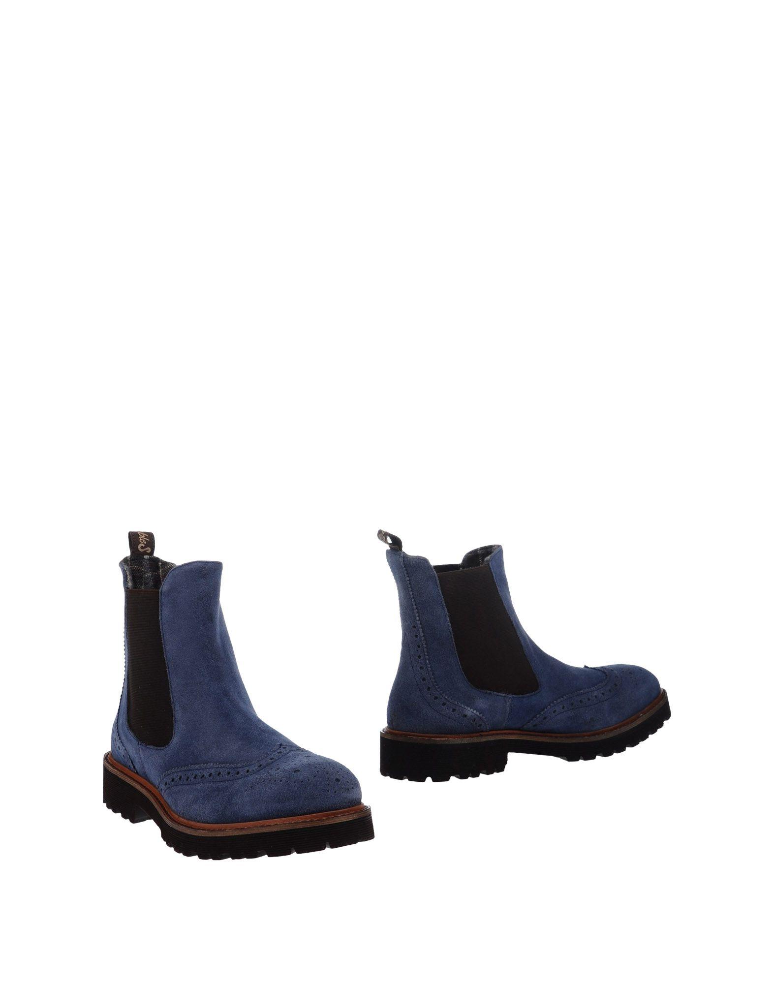 Rabatt echte Schuhe Herren Doubles 4 You® Stiefelette Herren Schuhe  11246411SX 17443c