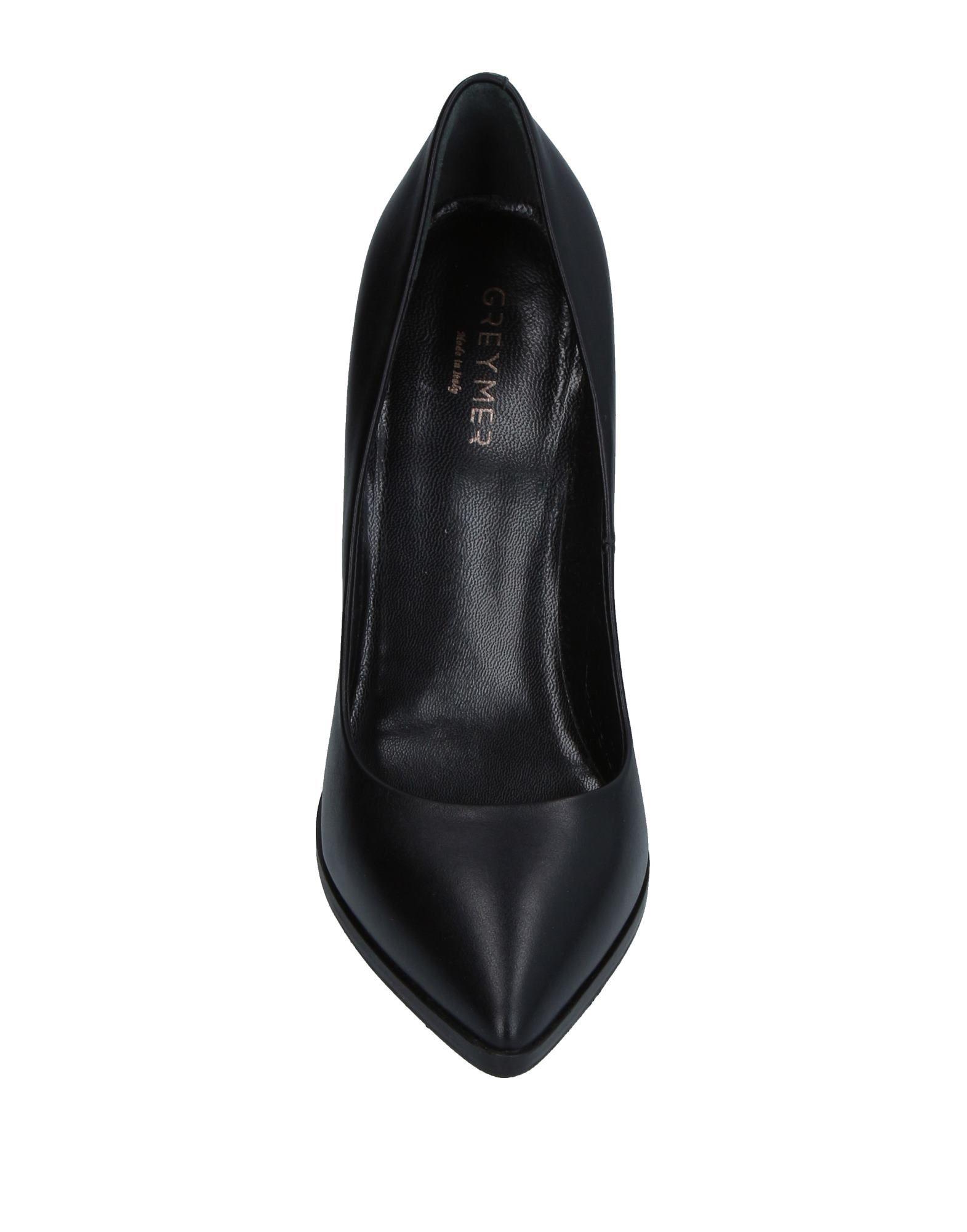 Grey 11246604PIGut Mer Pumps Damen  11246604PIGut Grey aussehende strapazierfähige Schuhe 8782e7