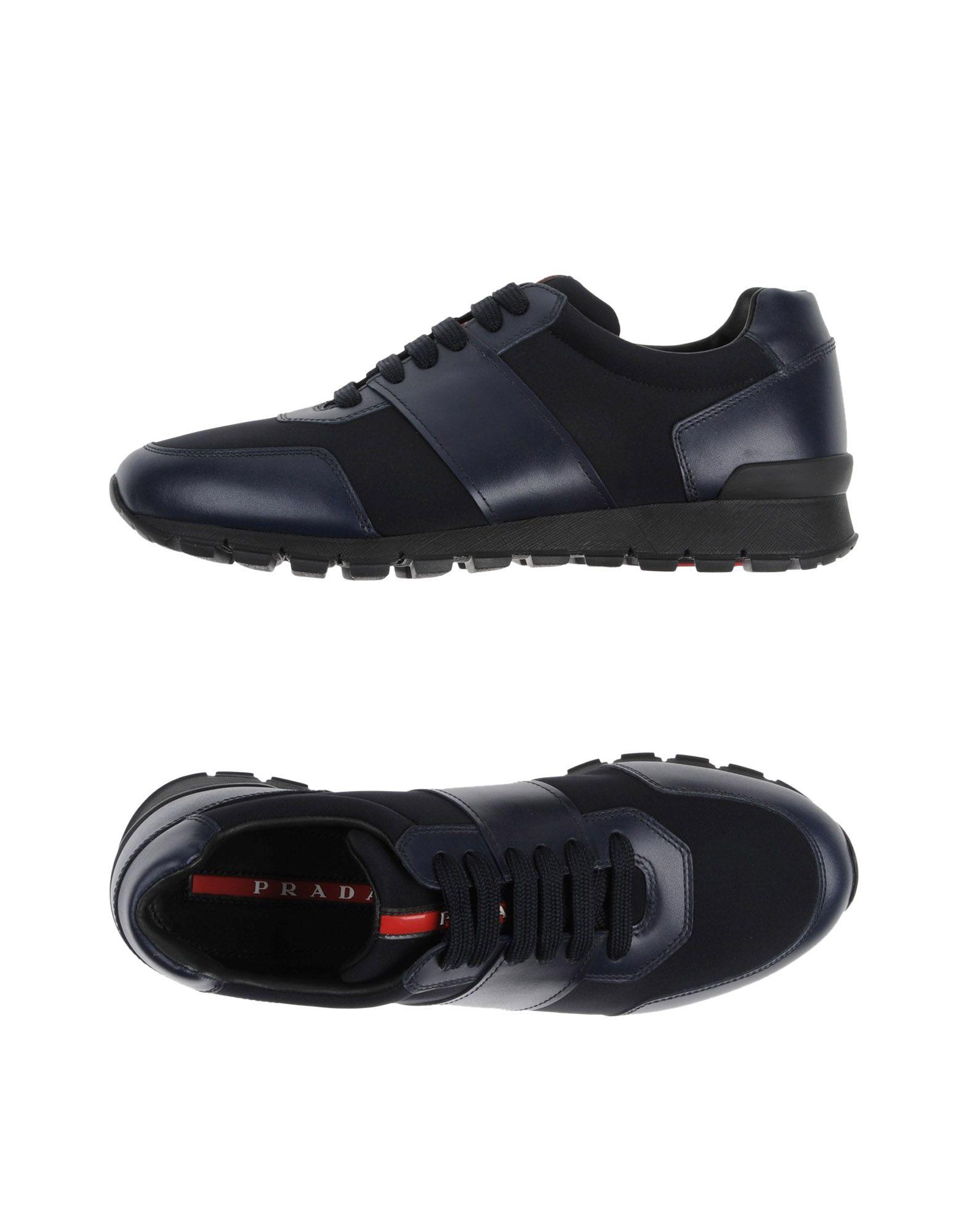 Prada Sport Sneakers Herren  11246687HK Gute Qualität beliebte Schuhe