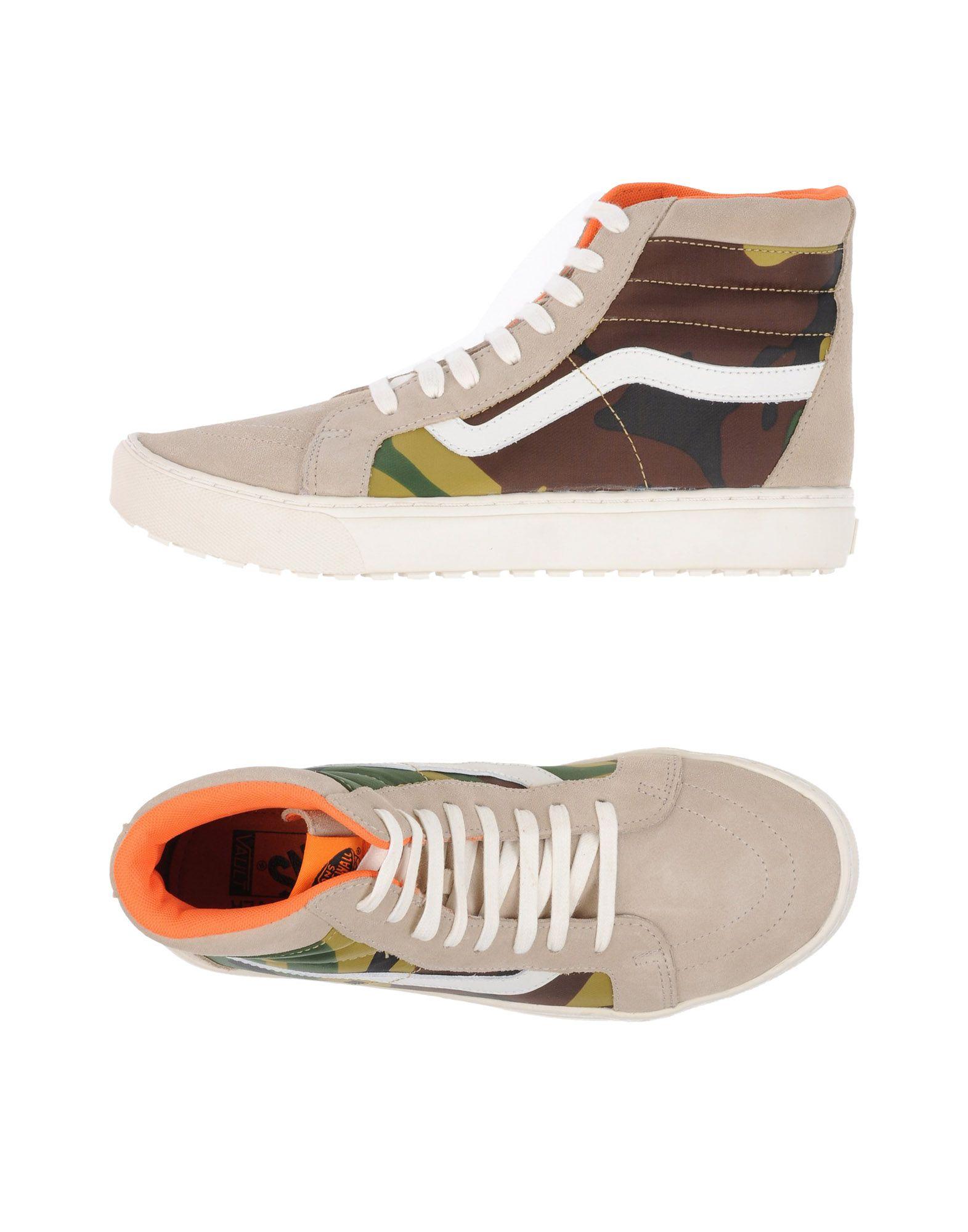 Rabatt echte Vans Schuhe Vans echte Sneakers Herren  11246788TI 51d282