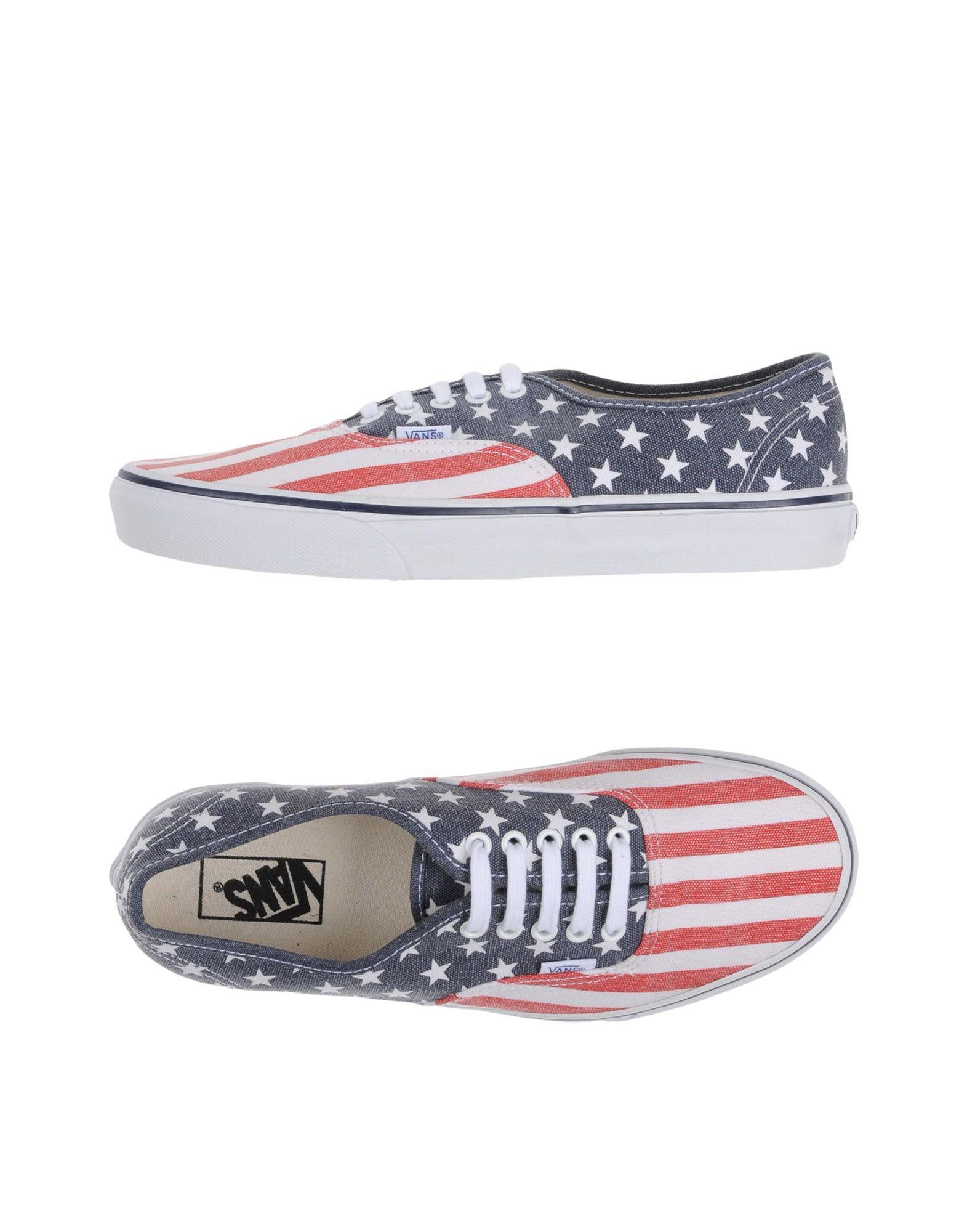 64c00817911 Vans Sneakers - Men Vans Sneakers online on YOOX Estonia - 11246838
