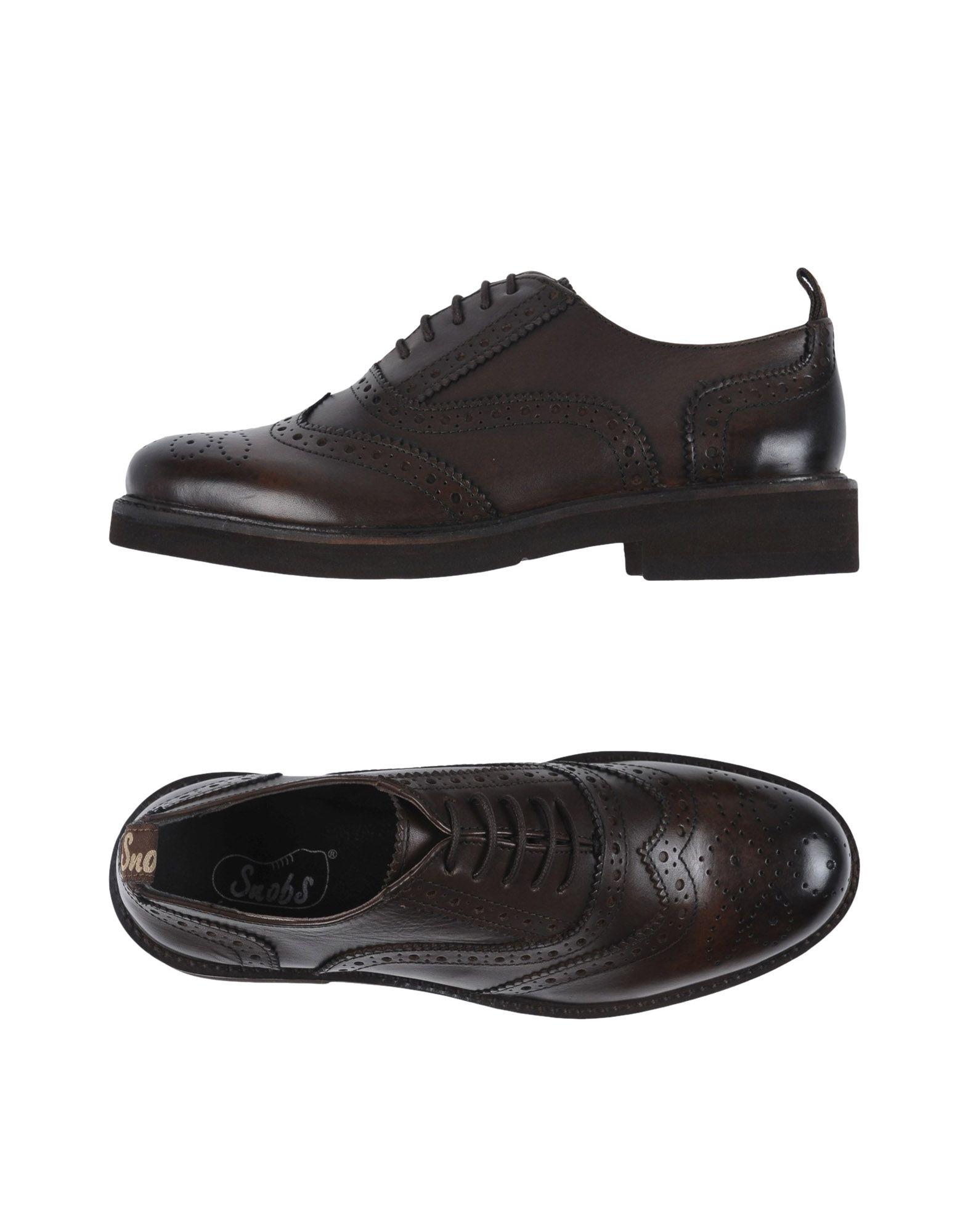 Snobs® Schnürschuhe Damen  11247315QI Gute Qualität beliebte Schuhe