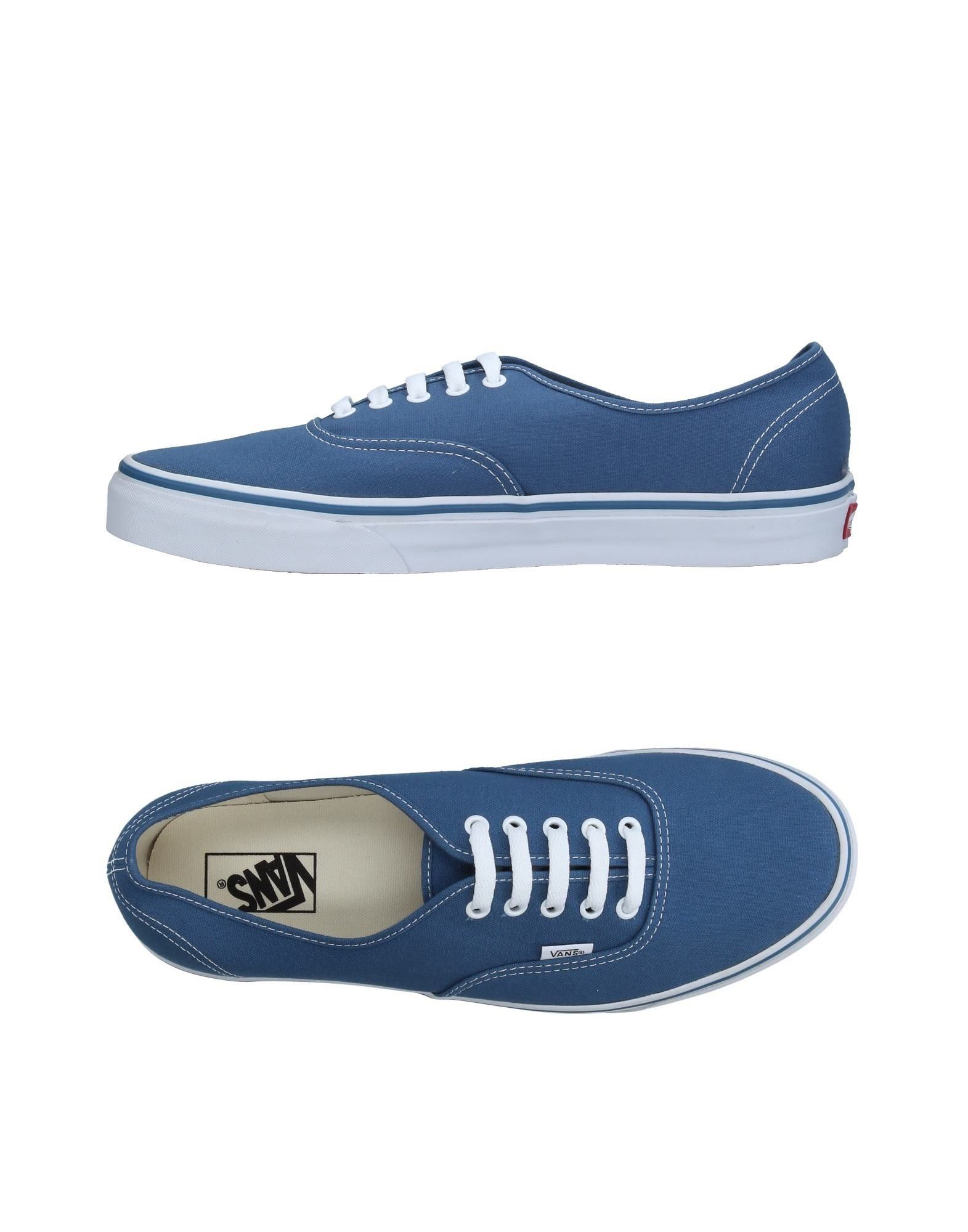 Rabatt echte Schuhe Vans Sneakers Herren  11247460XC