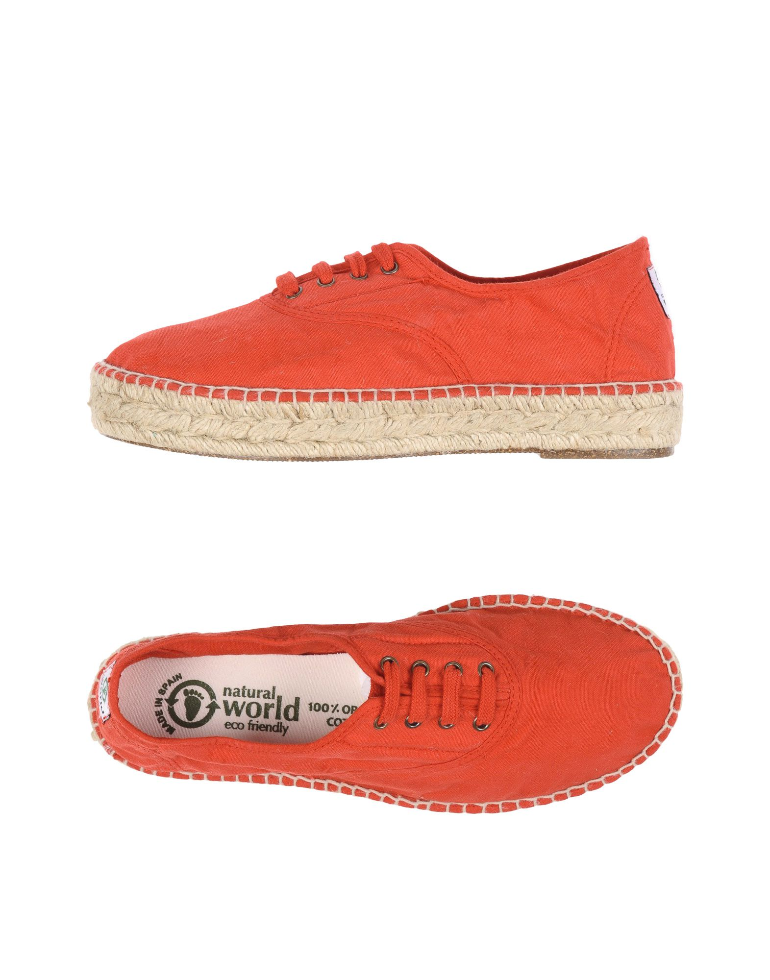 Espadrillas Natural World Donna - 11247521PT