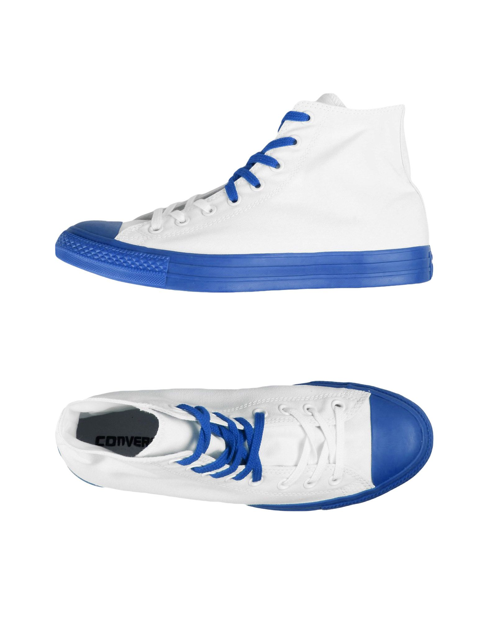 Baskets Converse All Star Ct As Hi Canvas Color Rubber - Homme - Baskets Converse All Star  Blanc Réduction de prix saisonnier, remise