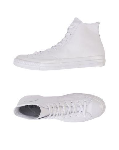 Zapatos con descuento Zapatillas Converse All Star Ct As Hi 70'S Leather - Hombre - Zapatillas Converse All Star - 11247747RH Blanco