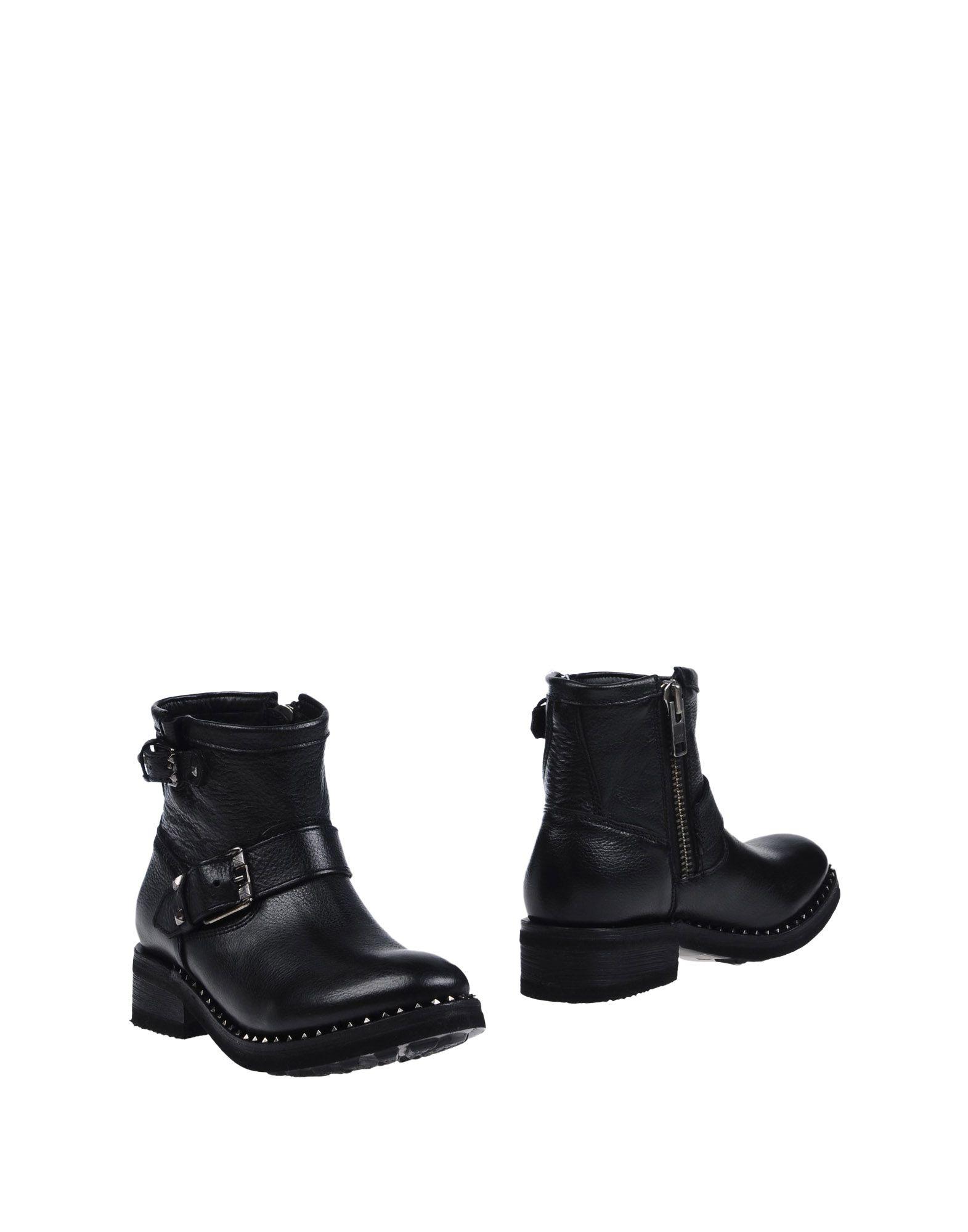 Ash Stiefelette Damen  11247891PUGut aussehende strapazierfähige Schuhe
