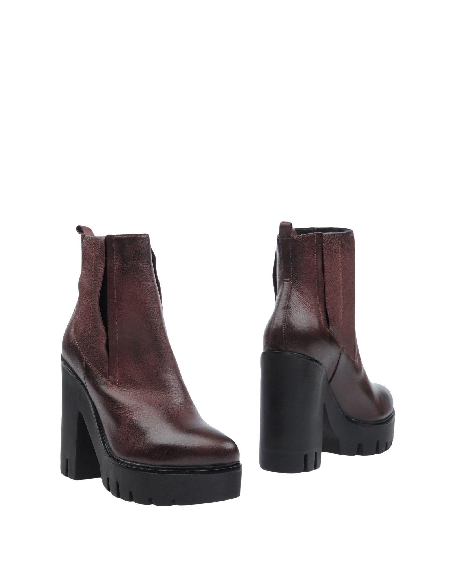 Crime  London Chelsea Boots Damen  Crime 11248015TL fc3a9a