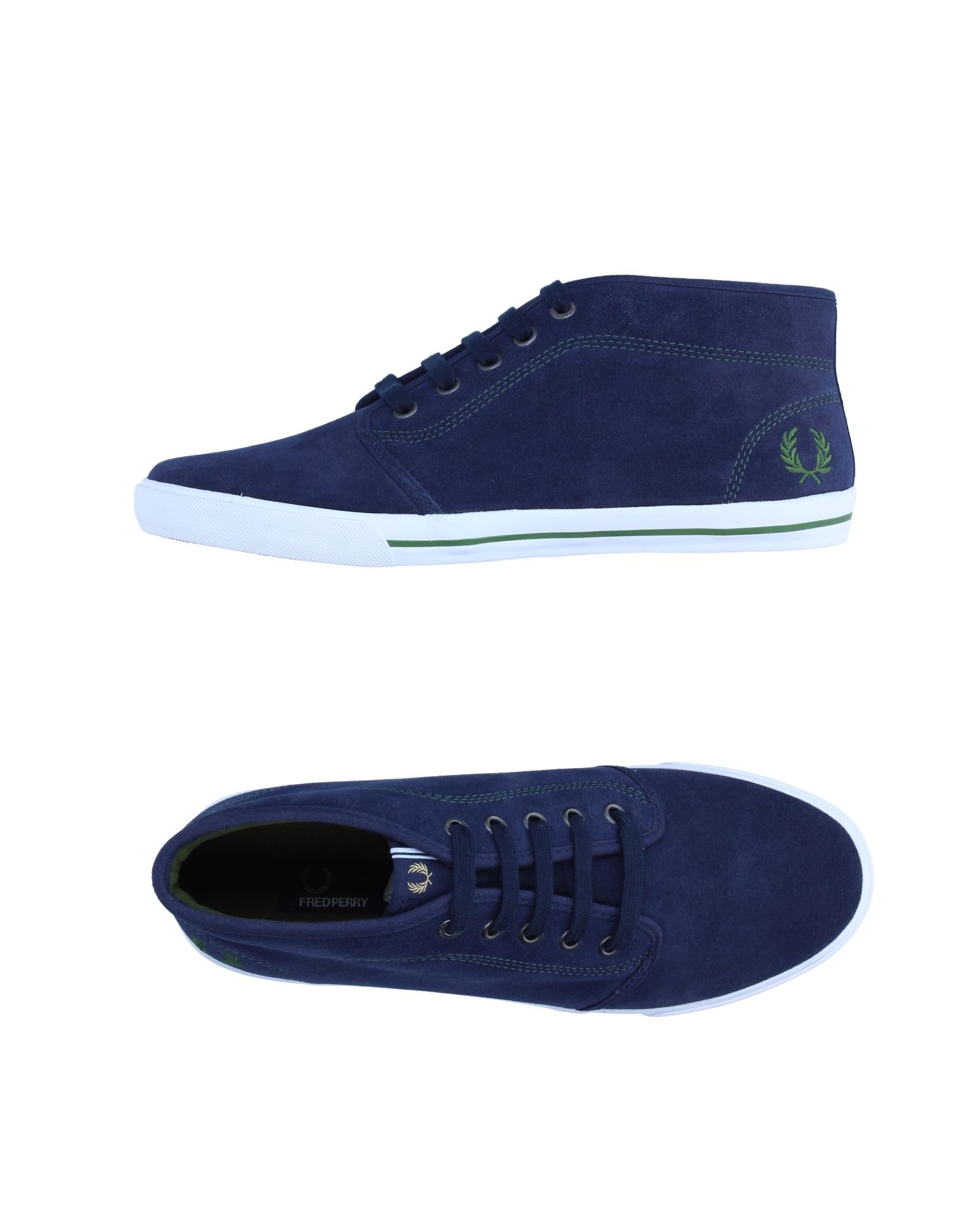 Sneakers Fred Perry Homme - Sneakers Fred Perry  Bleu foncé Remise de marque