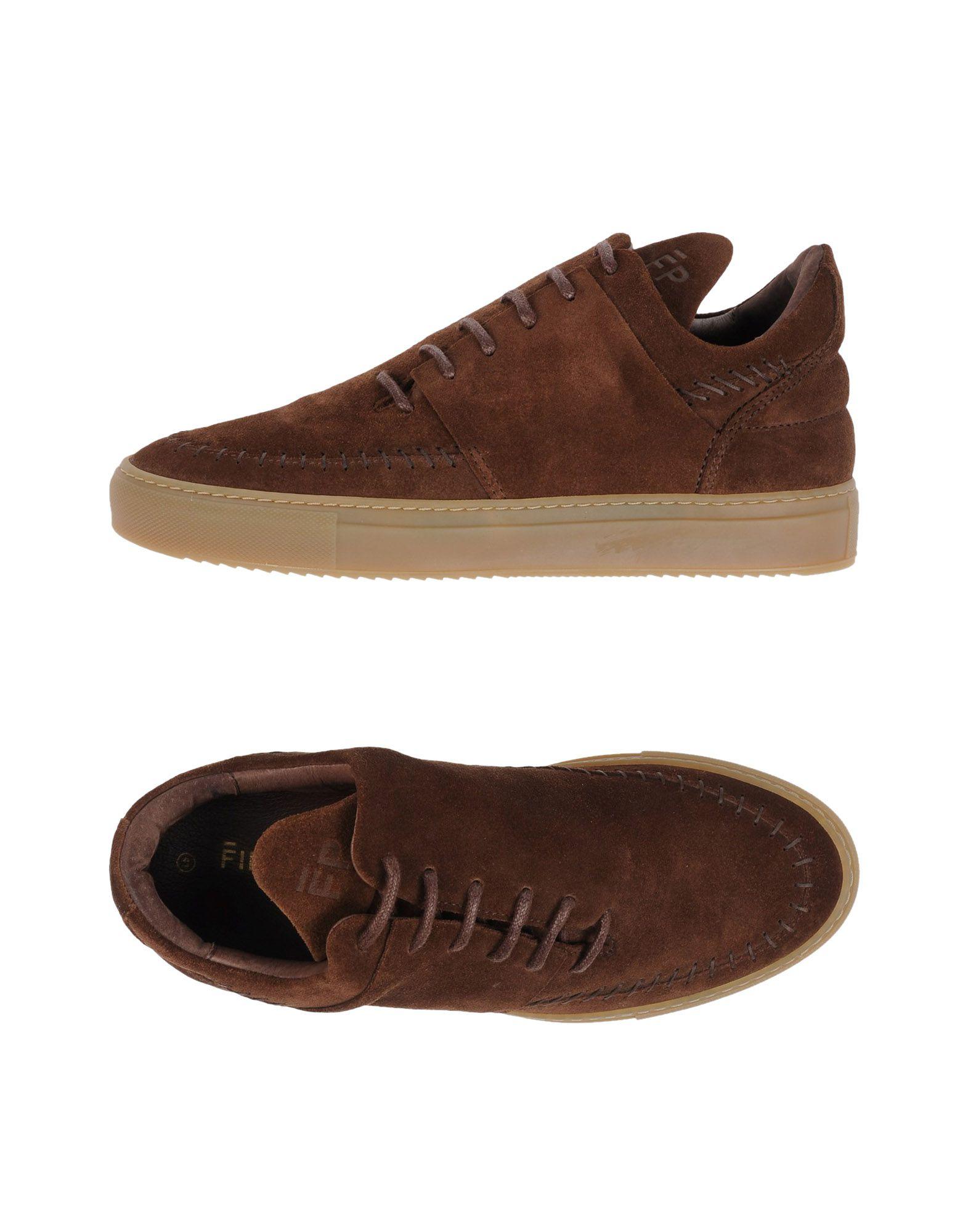 Sneakers Filling Pieces Homme - Sneakers Filling Pieces  Marron Nouvelles chaussures pour hommes et femmes, remise limitée dans le temps
