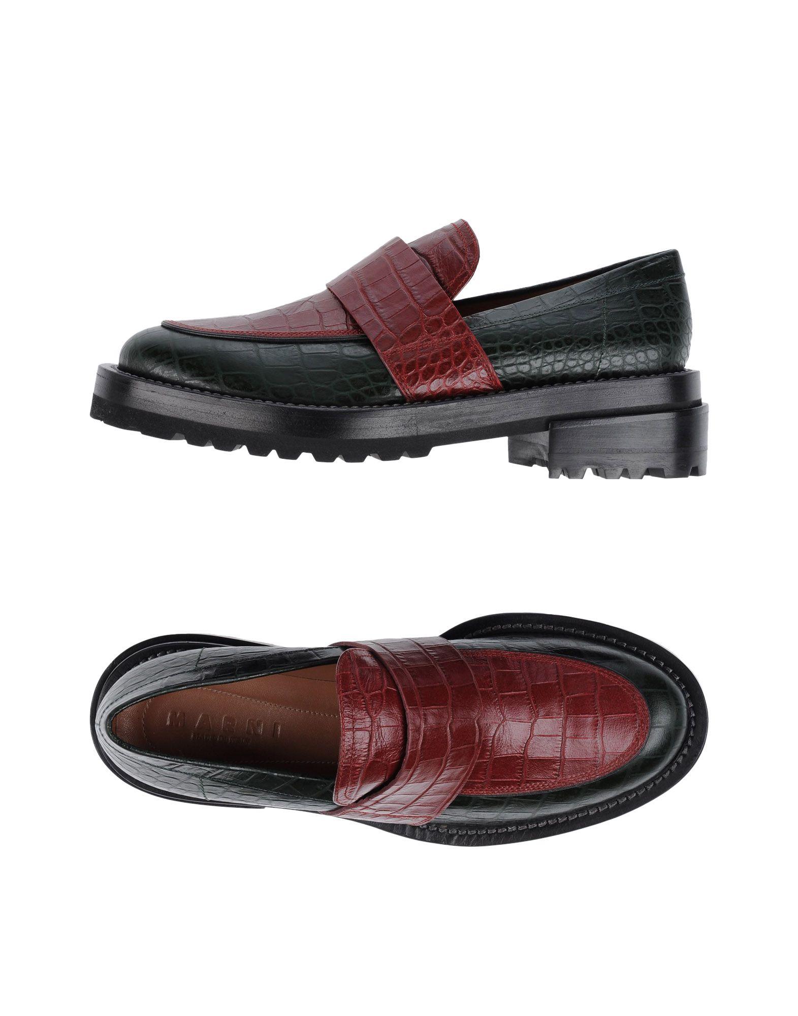 Marni Mokassins  Damen  Mokassins 11248180VG Heiße Schuhe 9dbb52